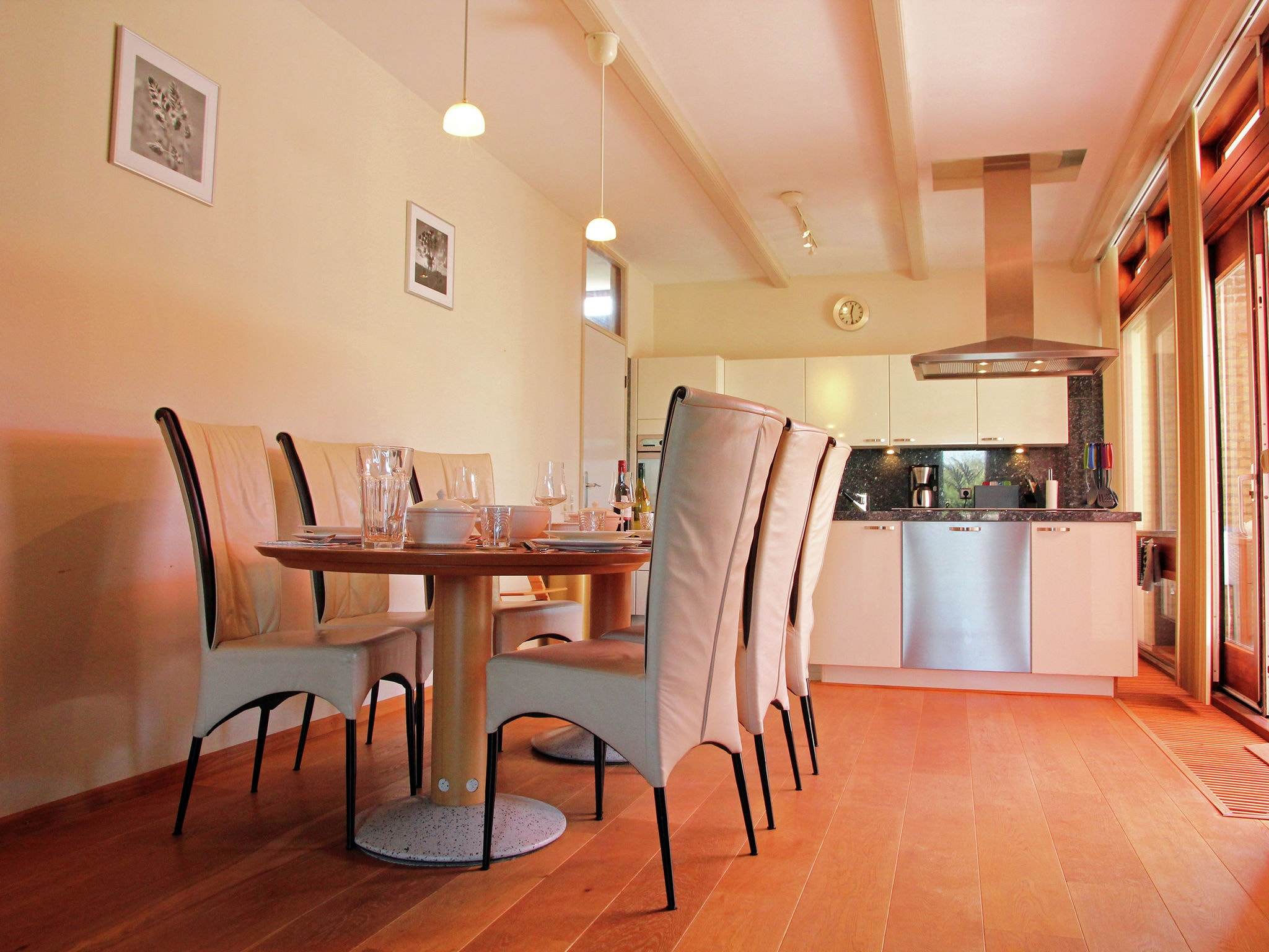 Holland | North Sea Coast North | Holiday home Kleurrijk Petten | all year | DiningRoom