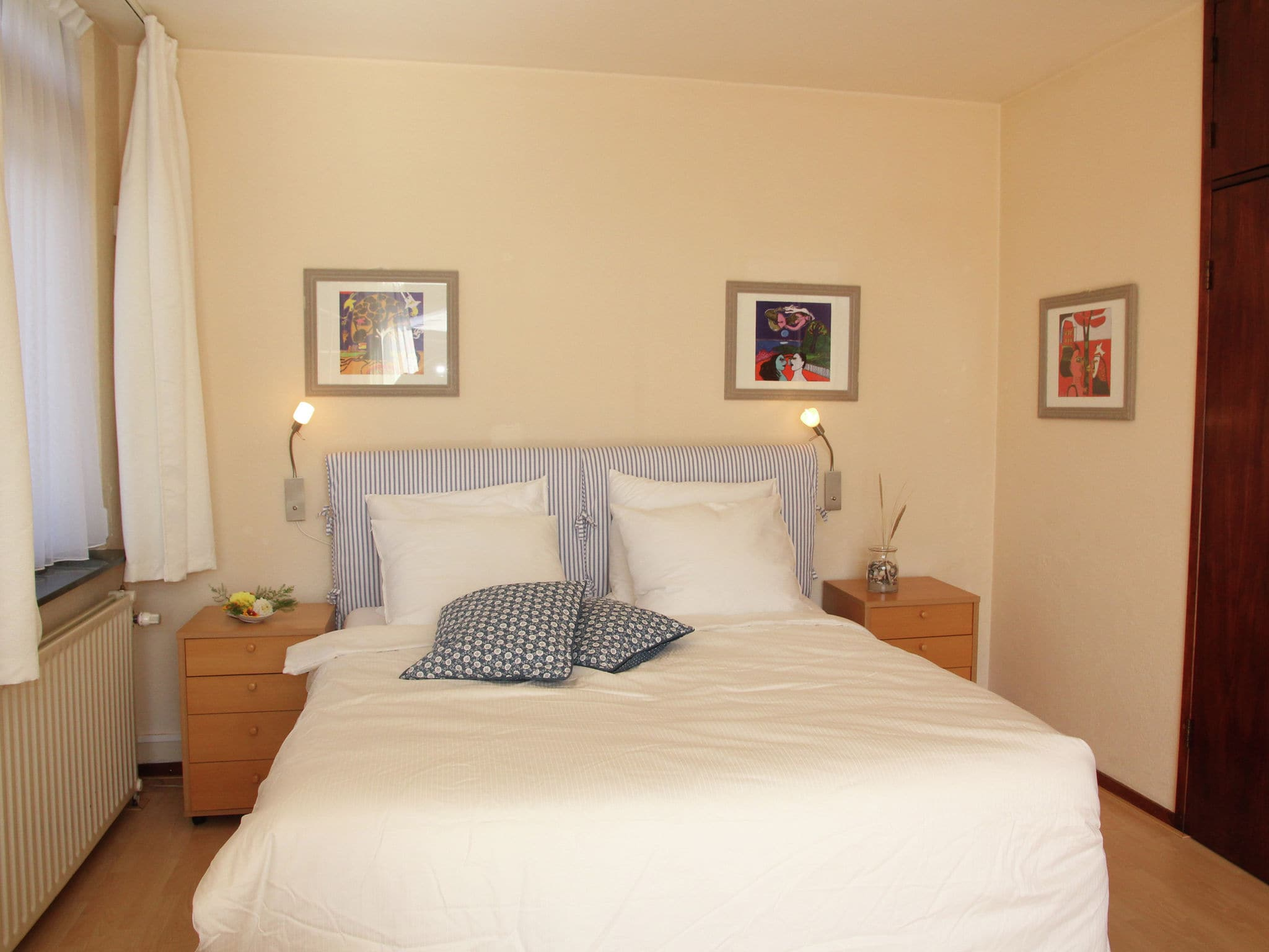 Holland | North Sea Coast North | Holiday home Kleurrijk Petten | all year | BedRoom