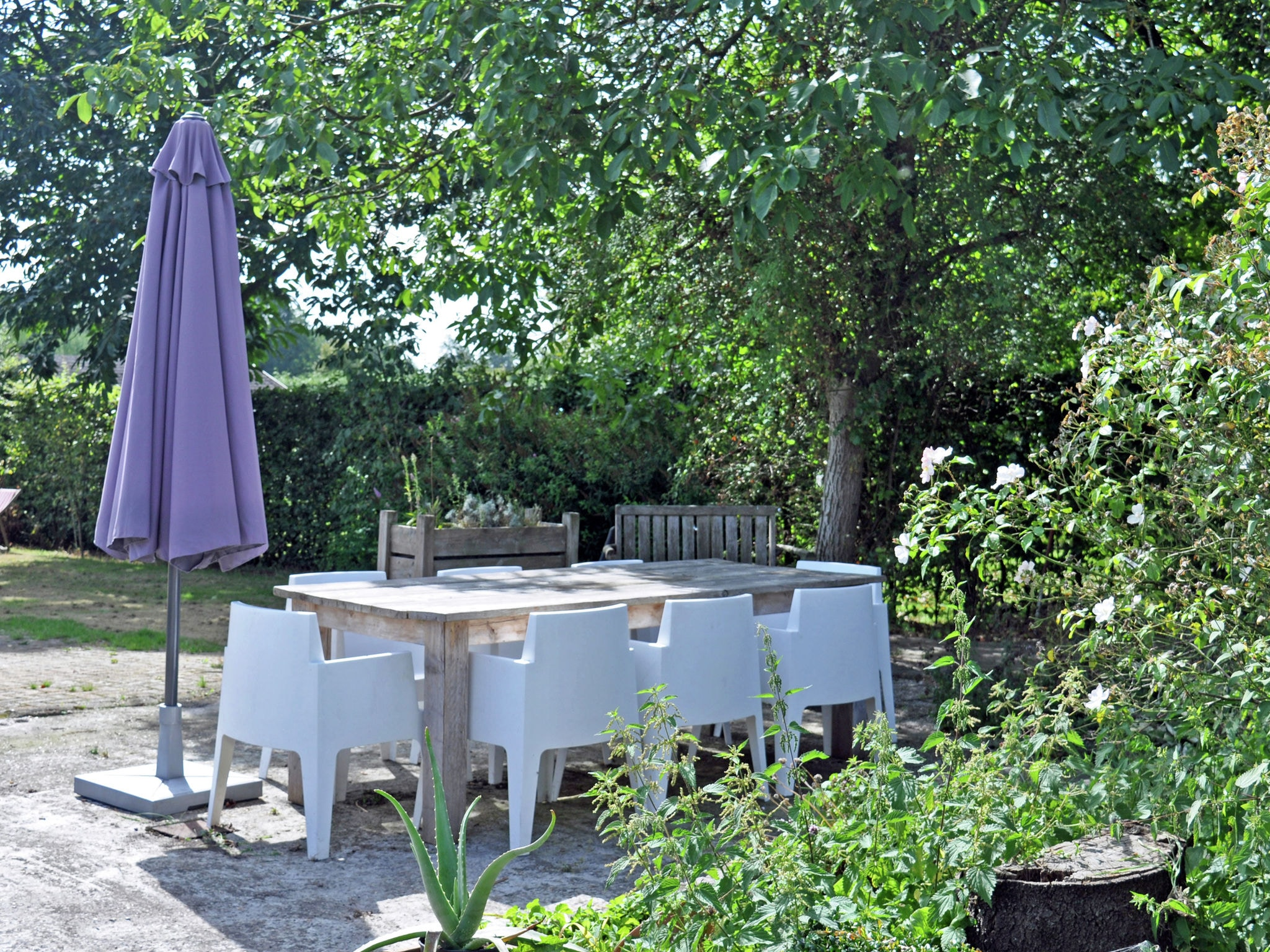 Holland | Noord-Brabant | Holiday home Romantisch Leende | all year | TerraceBalcony