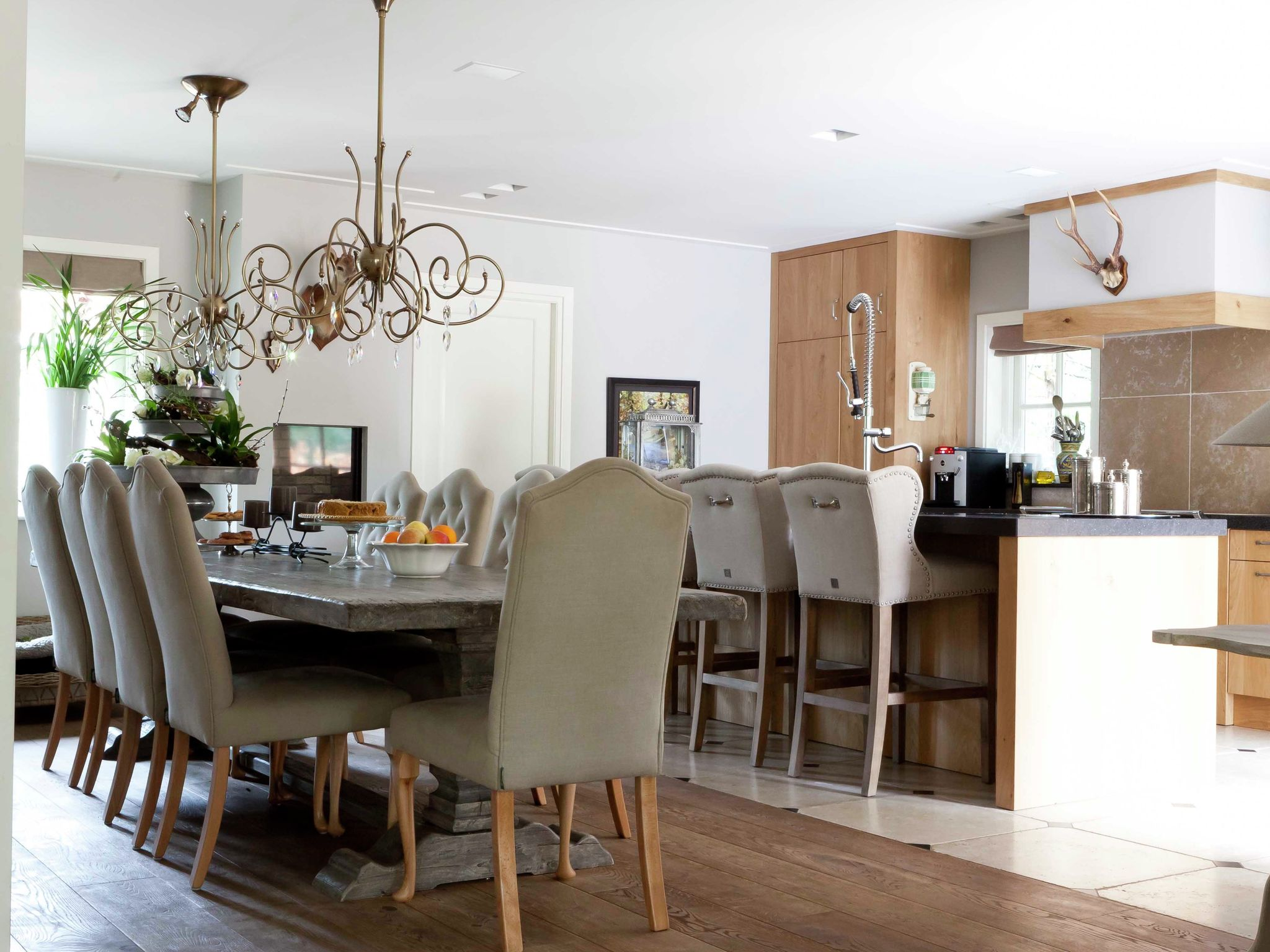 Holland | North Sea Coast North | Holiday home Heerlijkheid Bergen | all year | DiningRoom