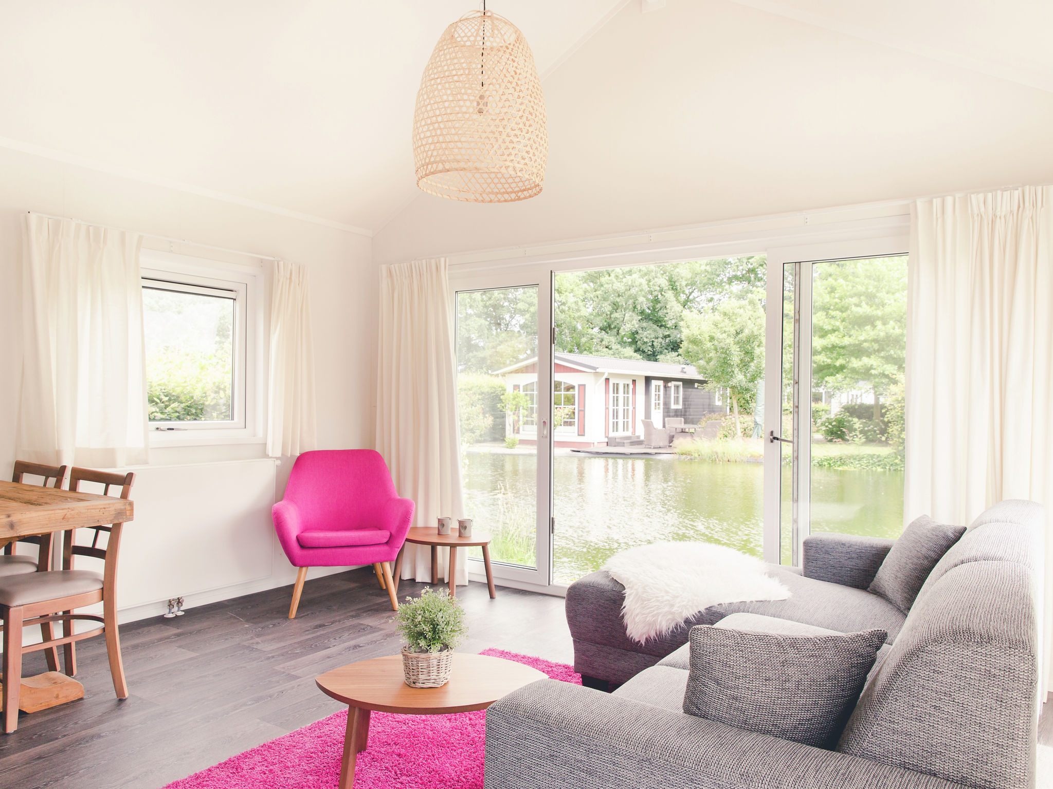Holland | Overijssel | Holiday home Buitenplaats Holten | all year | ViewSummer