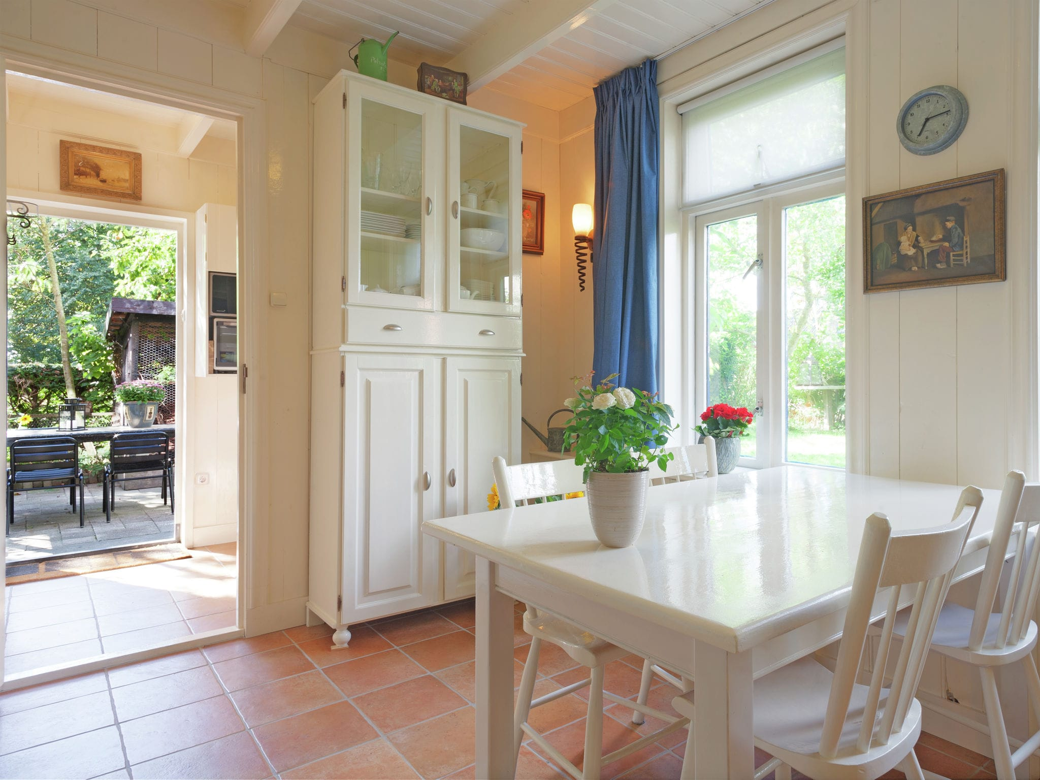 Holland | North Sea Coast North | Holiday home 't Voorhuis | all year | DiningRoom