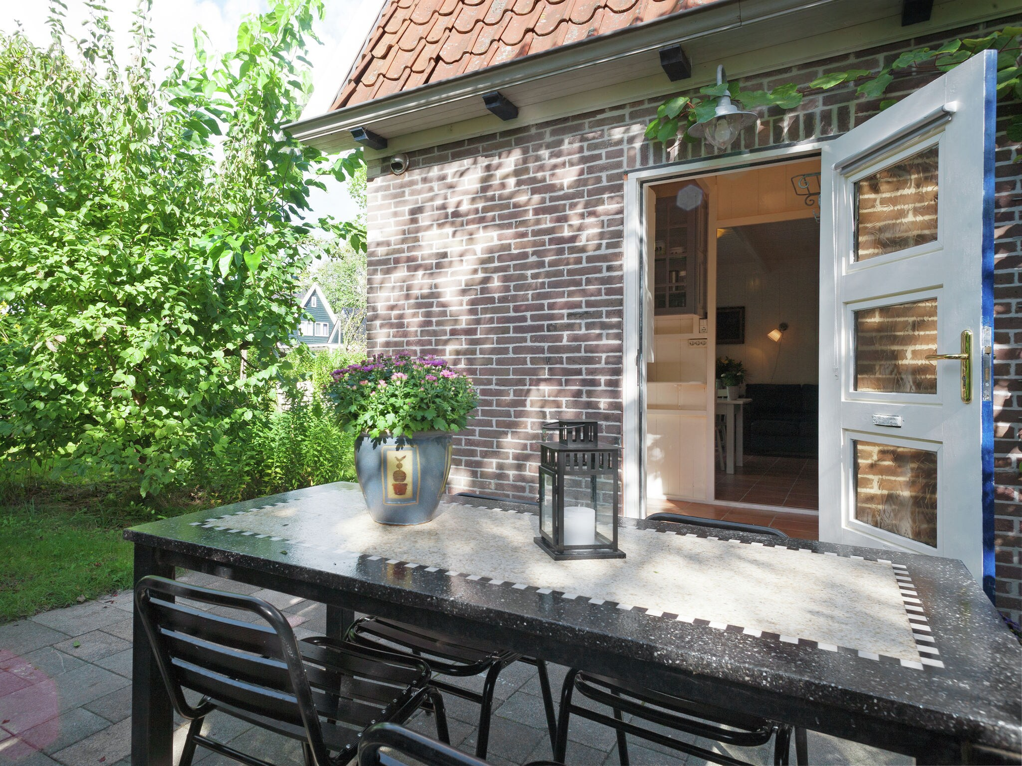 Holland | North Sea Coast North | Holiday home 't Voorhuis | all year | TerraceBalcony