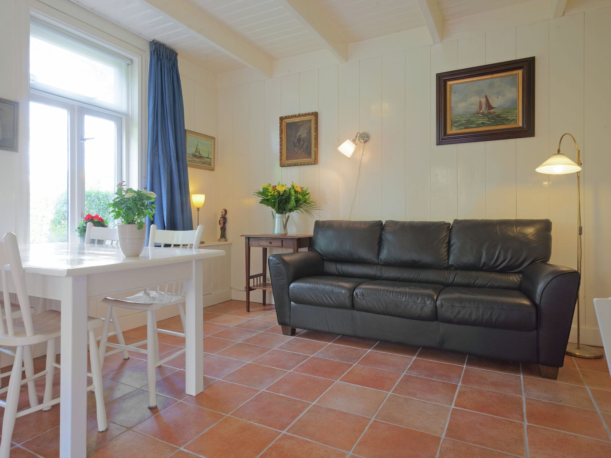 Holland | North Sea Coast North | Holiday home 't Voorhuis | all year | LivingRoom