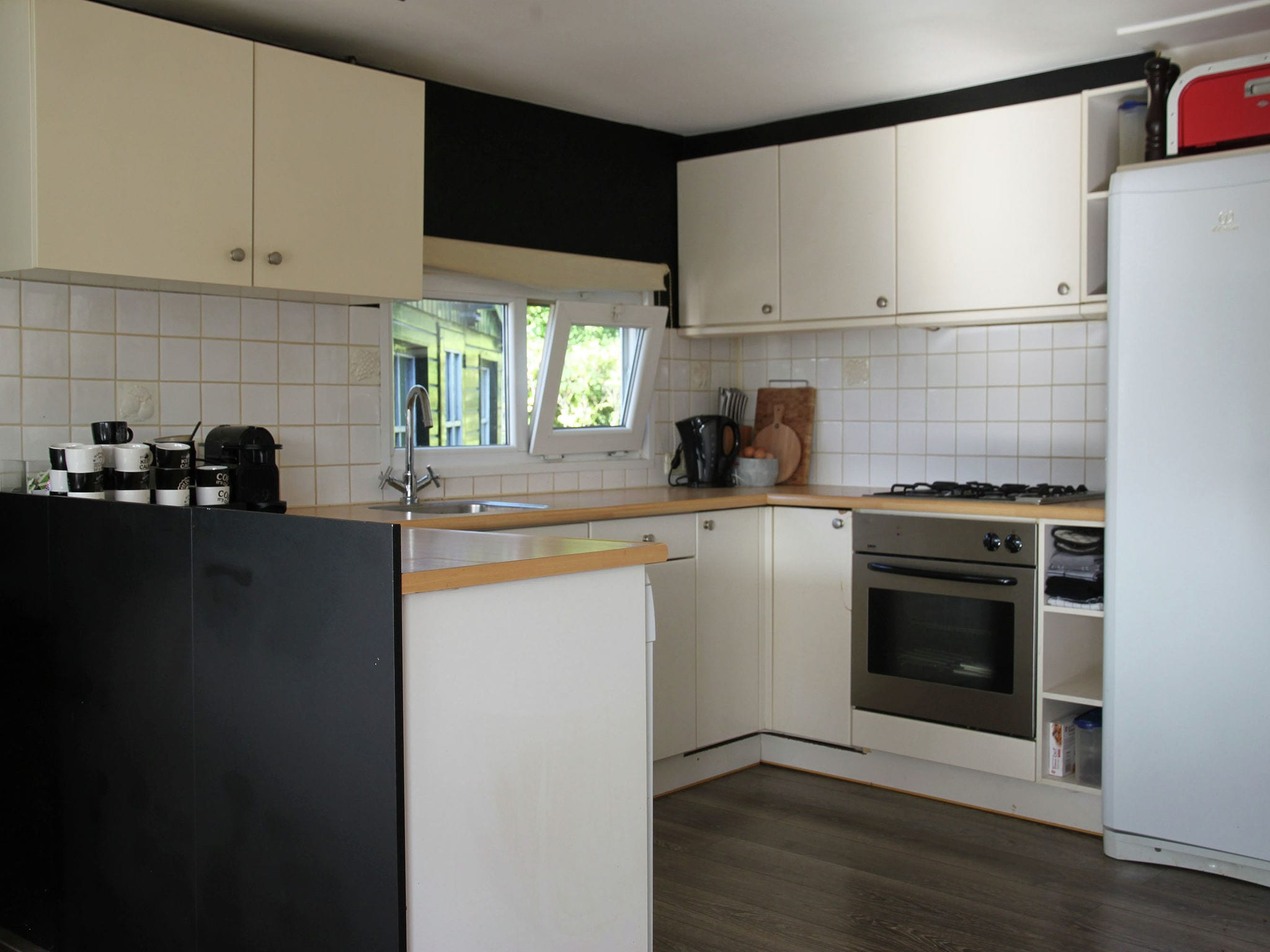 Holland | North Sea Coast North | Holiday home Waterplezier | all year | Kitchen