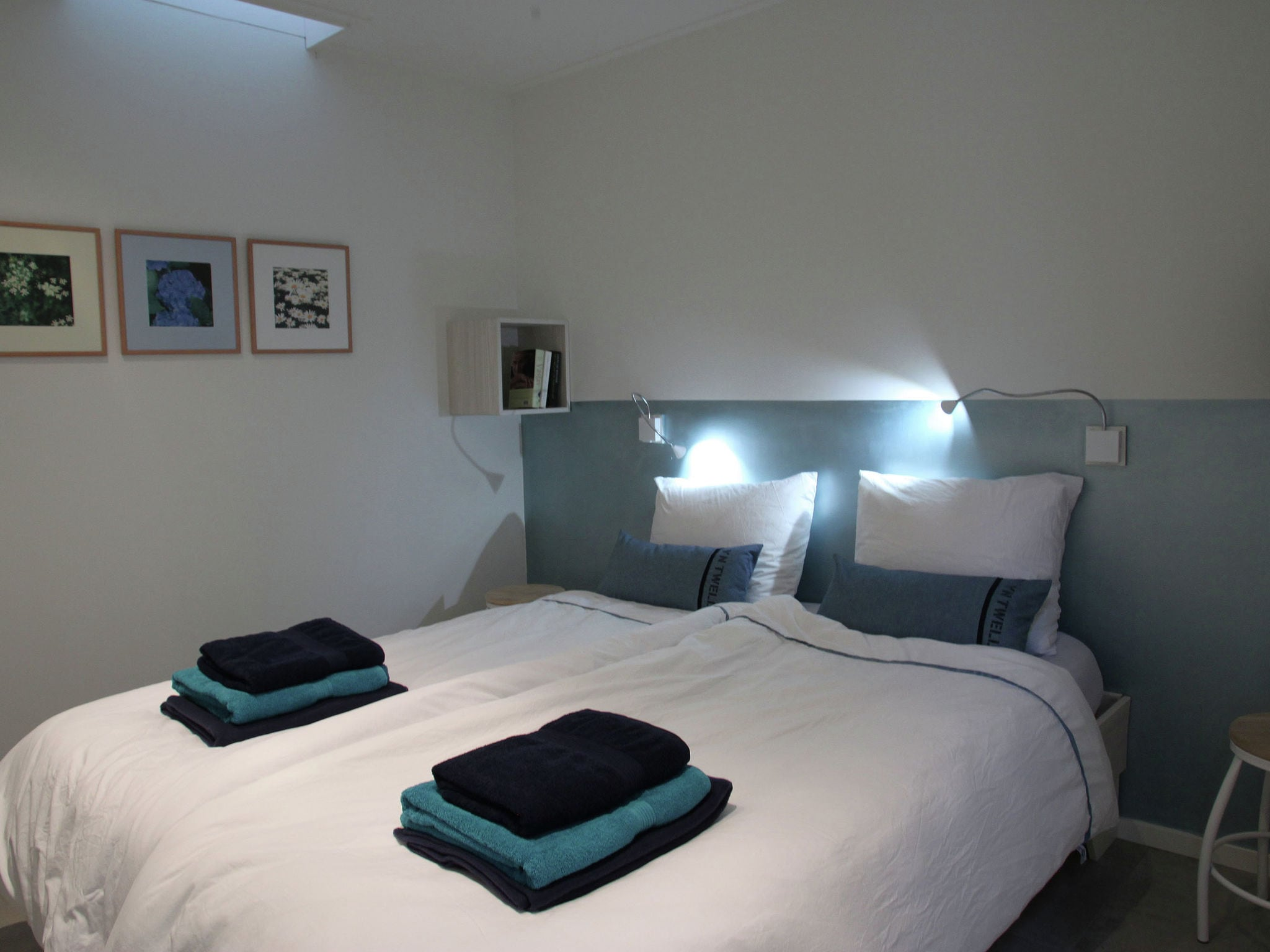 Holland | Friesland | Holiday home Lytse Oosterhaven I - Plataan | all year | BedRoom