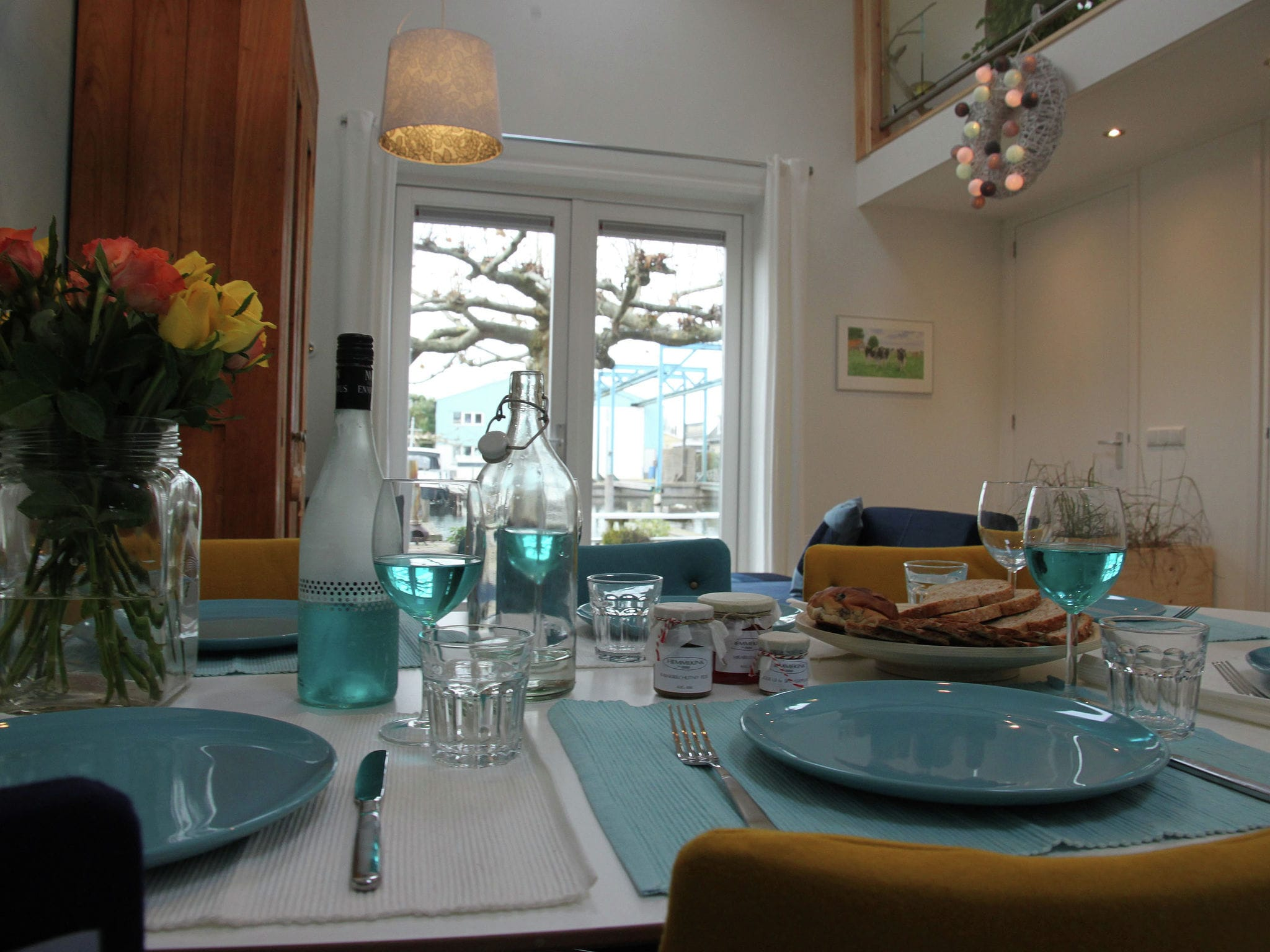 Holland | Friesland | Holiday home Lytse Oosterhaven I - Plataan | all year | DiningRoom
