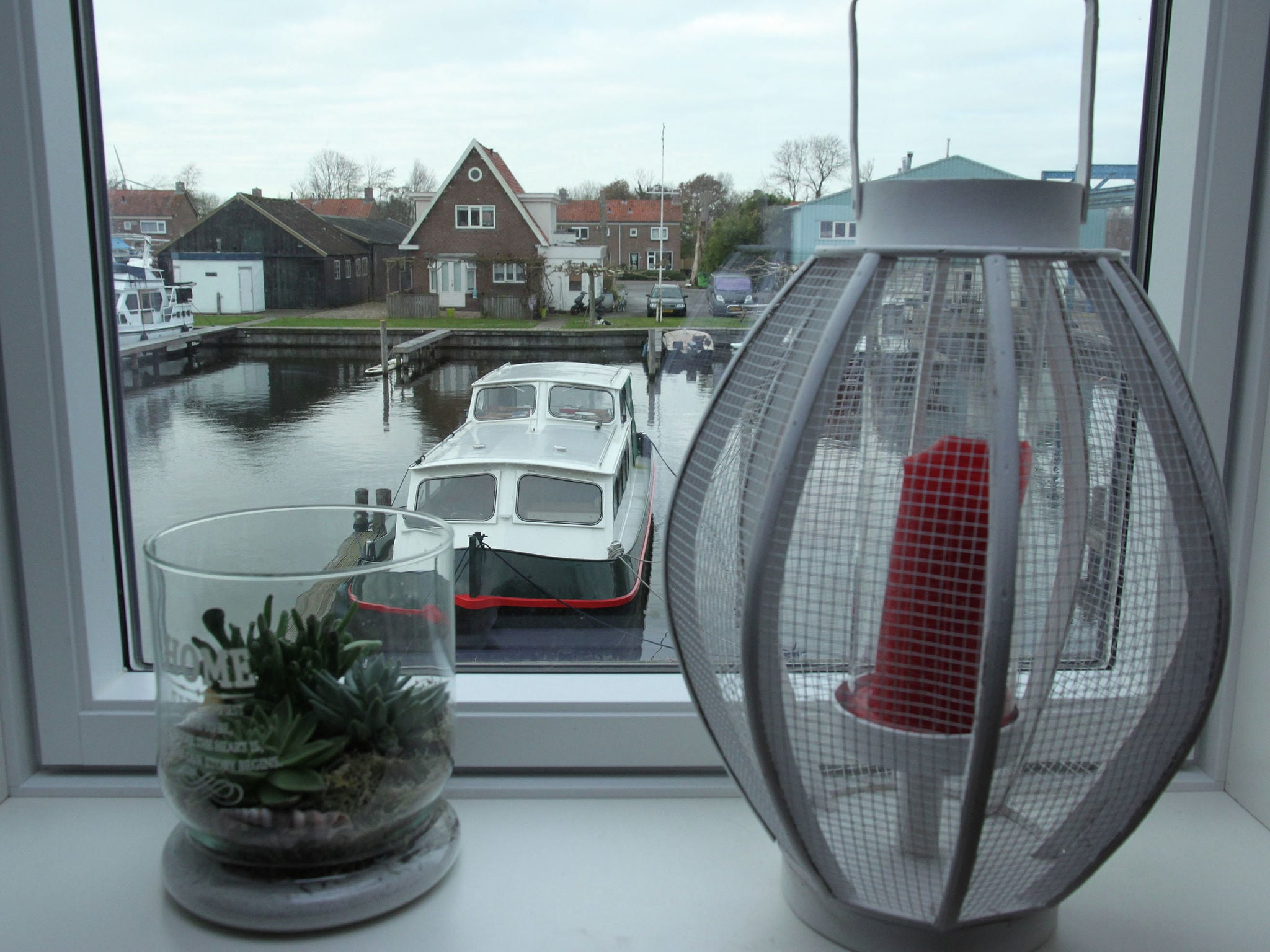 Holland | Friesland | Holiday home Lytse Oosterhaven I -Optimist | all year | ViewWinter