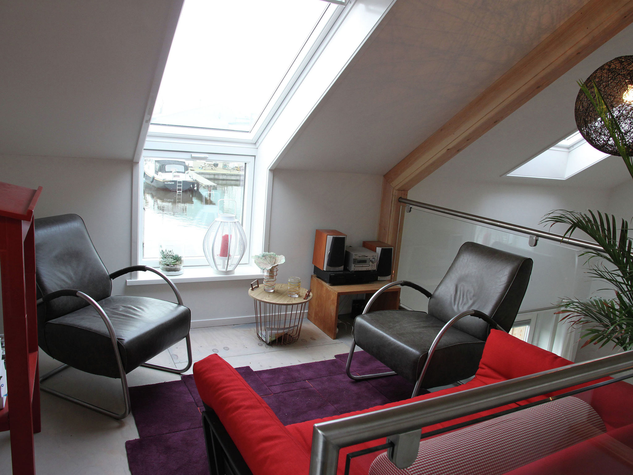 Holland | Friesland | Holiday home Lytse Oosterhaven I -Optimist | all year | Landing