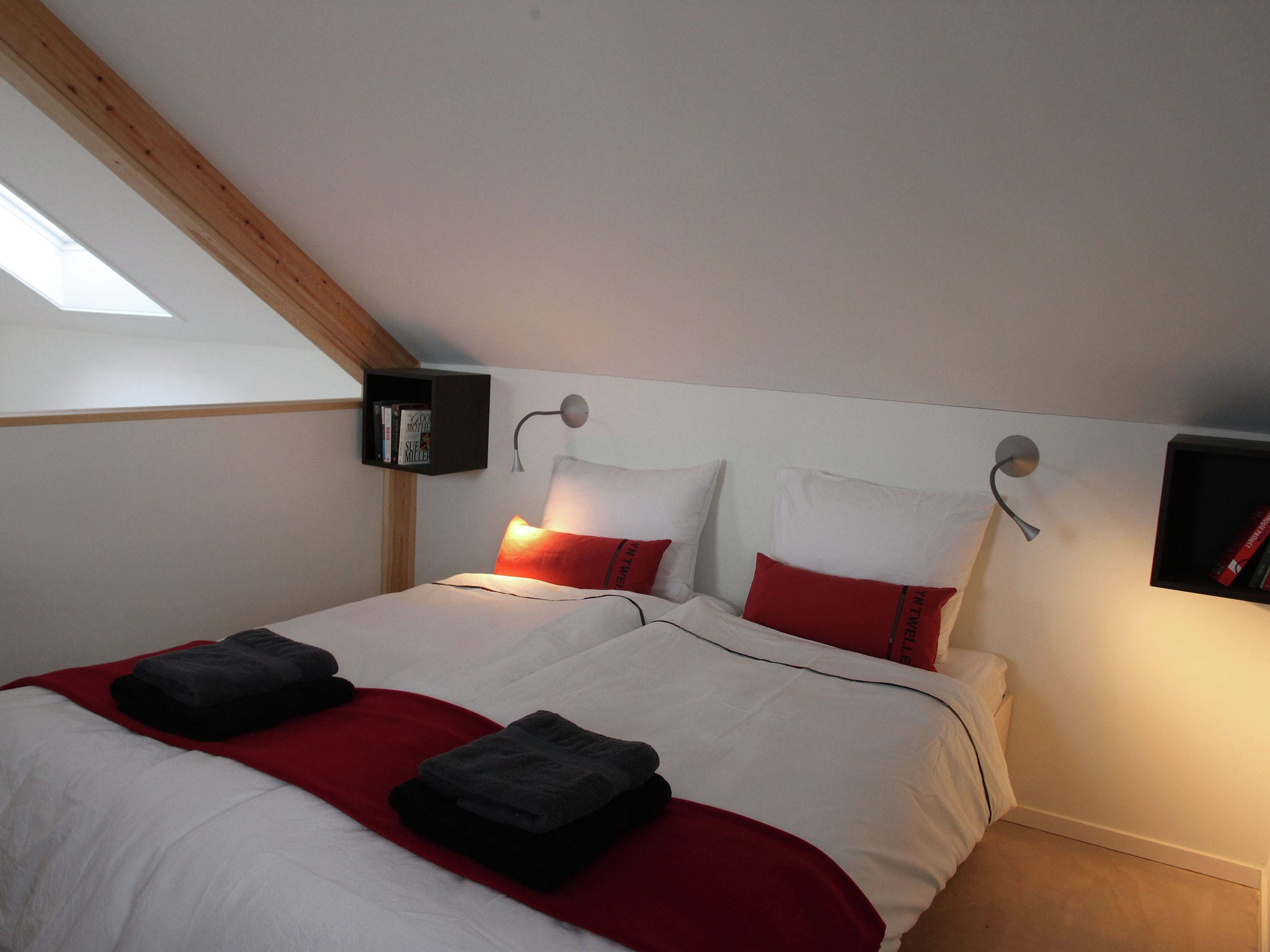 Holland | Friesland | Holiday home Lytse Oosterhaven I -Optimist | all year | BedRoom