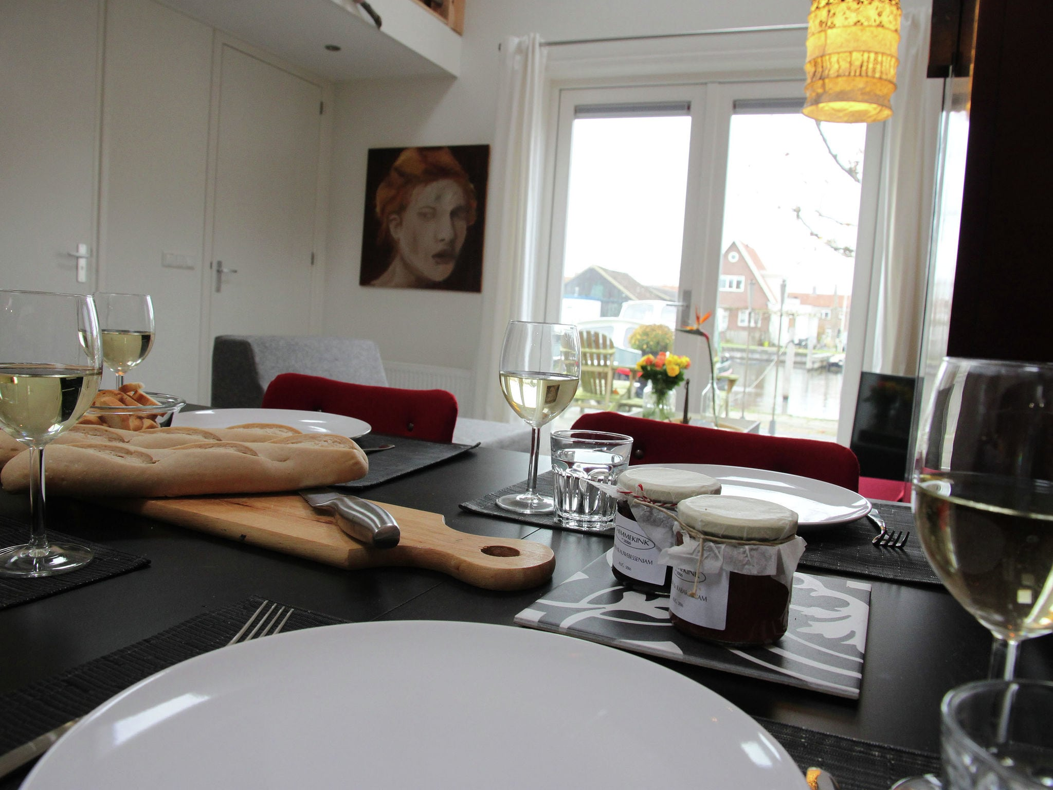Holland | Friesland | Holiday home Lytse Oosterhaven I -Optimist | all year | DiningRoom