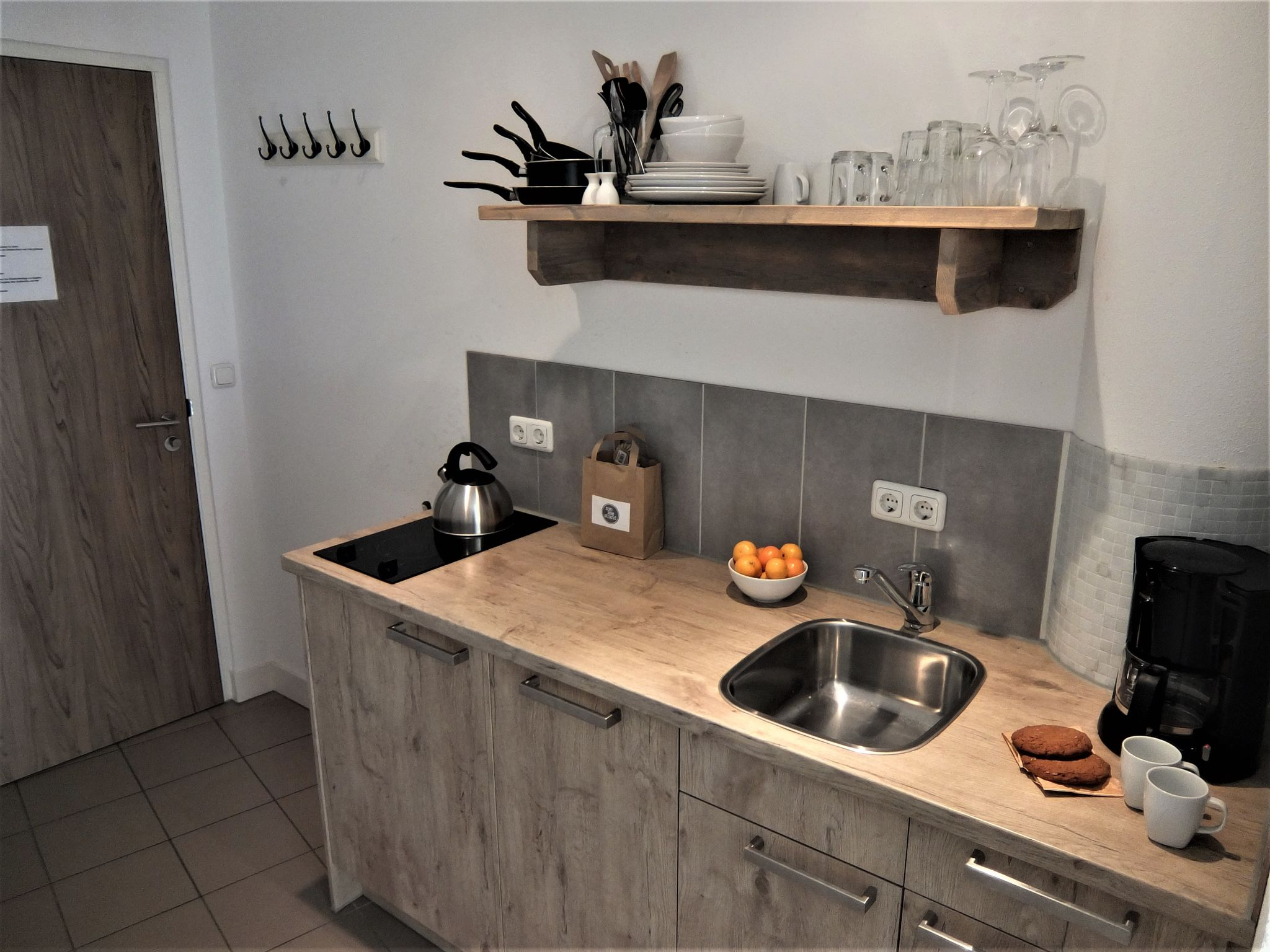 Holland | North Sea Coast North | Holiday home de Duynsuites | all year | Kitchen