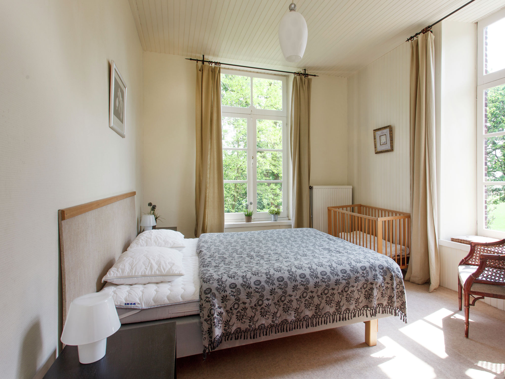 Holland | Limburg | Holiday home Landgoed de Gun | all year | BedRoom