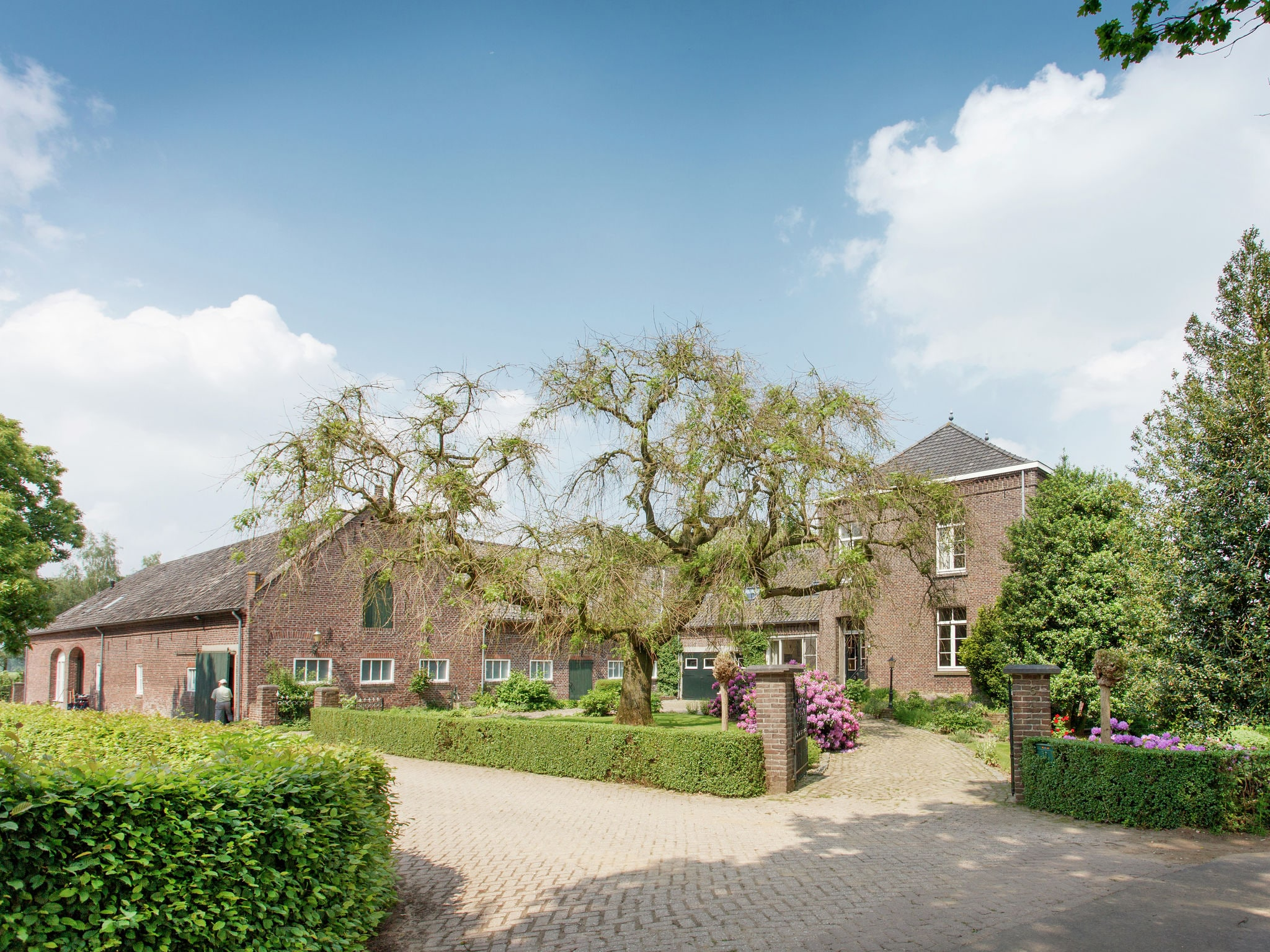 Holland | Limburg | Holiday home Landgoed de Gun | all year | ExteriorSummer