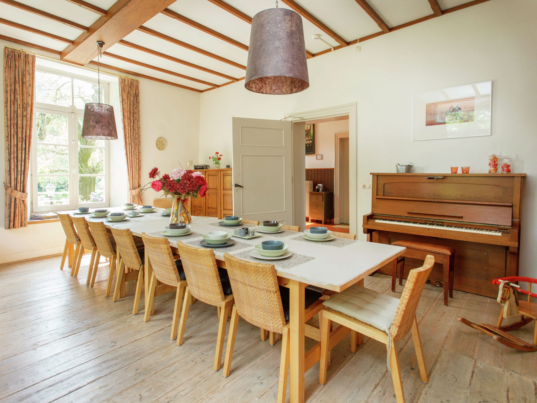 Holland | Limburg | Holiday home Landgoed de Gun | all year | DiningRoom