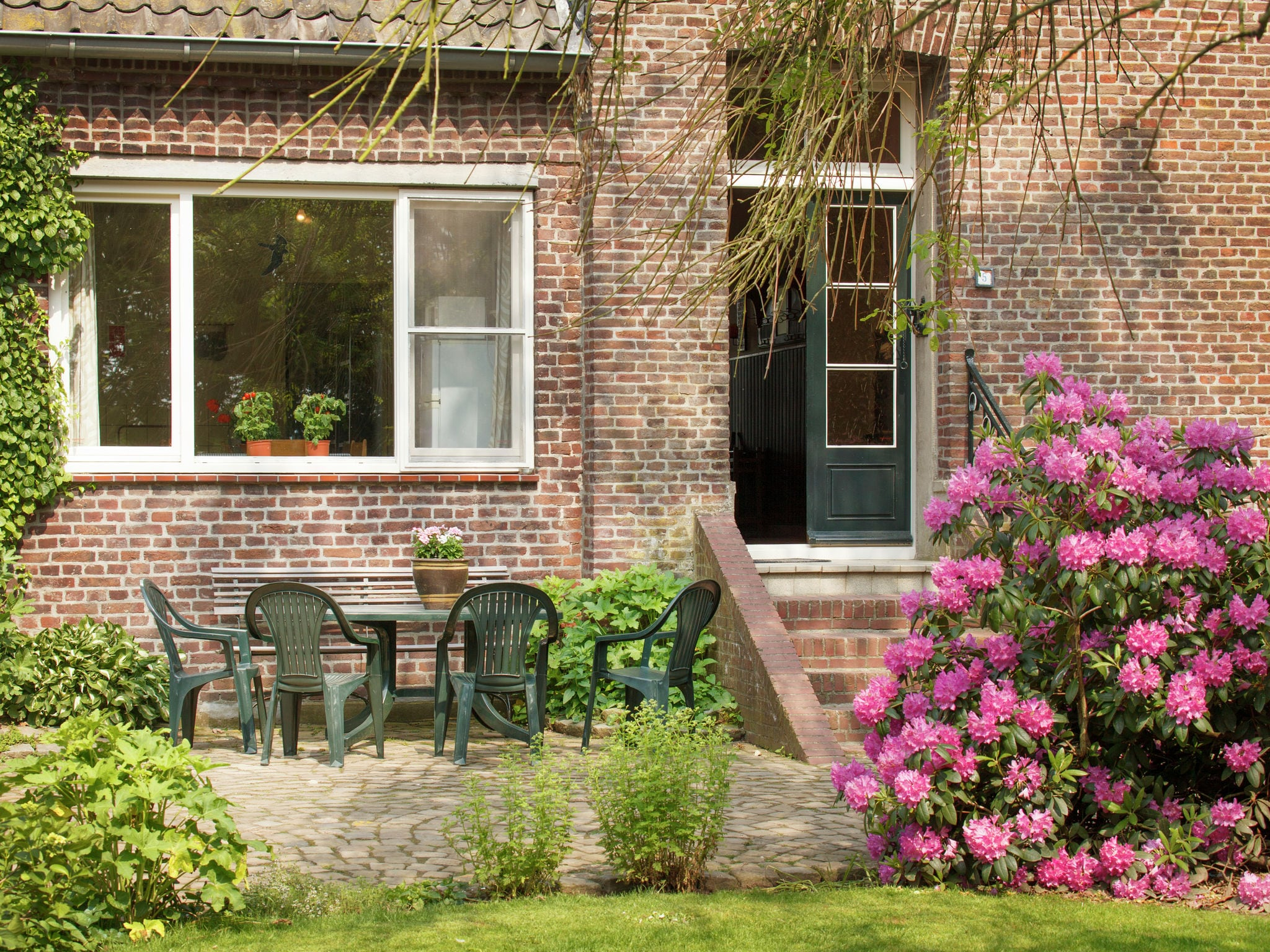Holland | Limburg | Holiday home Landgoed de Gun | all year | TerraceBalcony