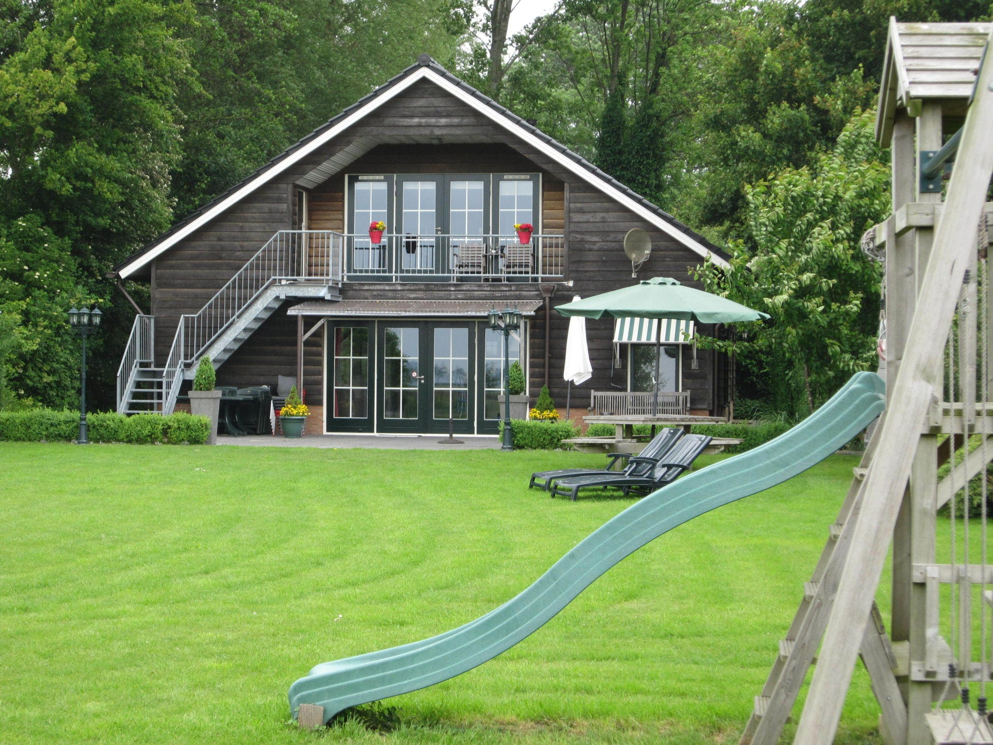 Holland | North Sea Coast North | Holiday home Silence II | all year | ExteriorSummer