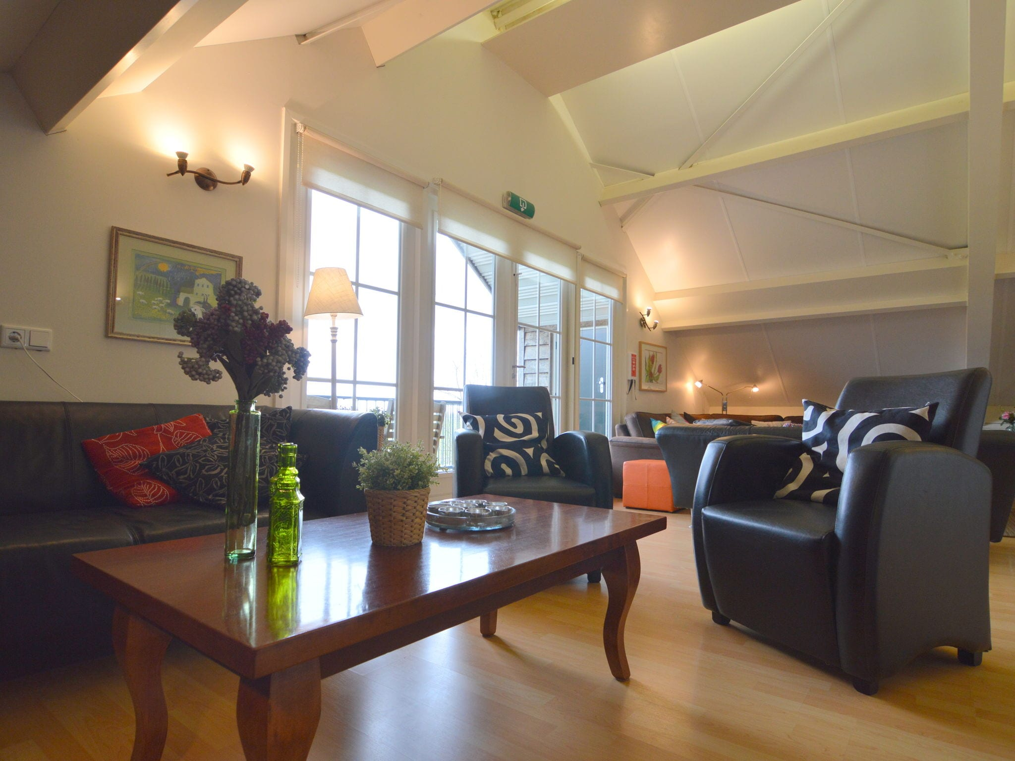 Holland | North Sea Coast North | Holiday home Silence II | all year | LivingRoom