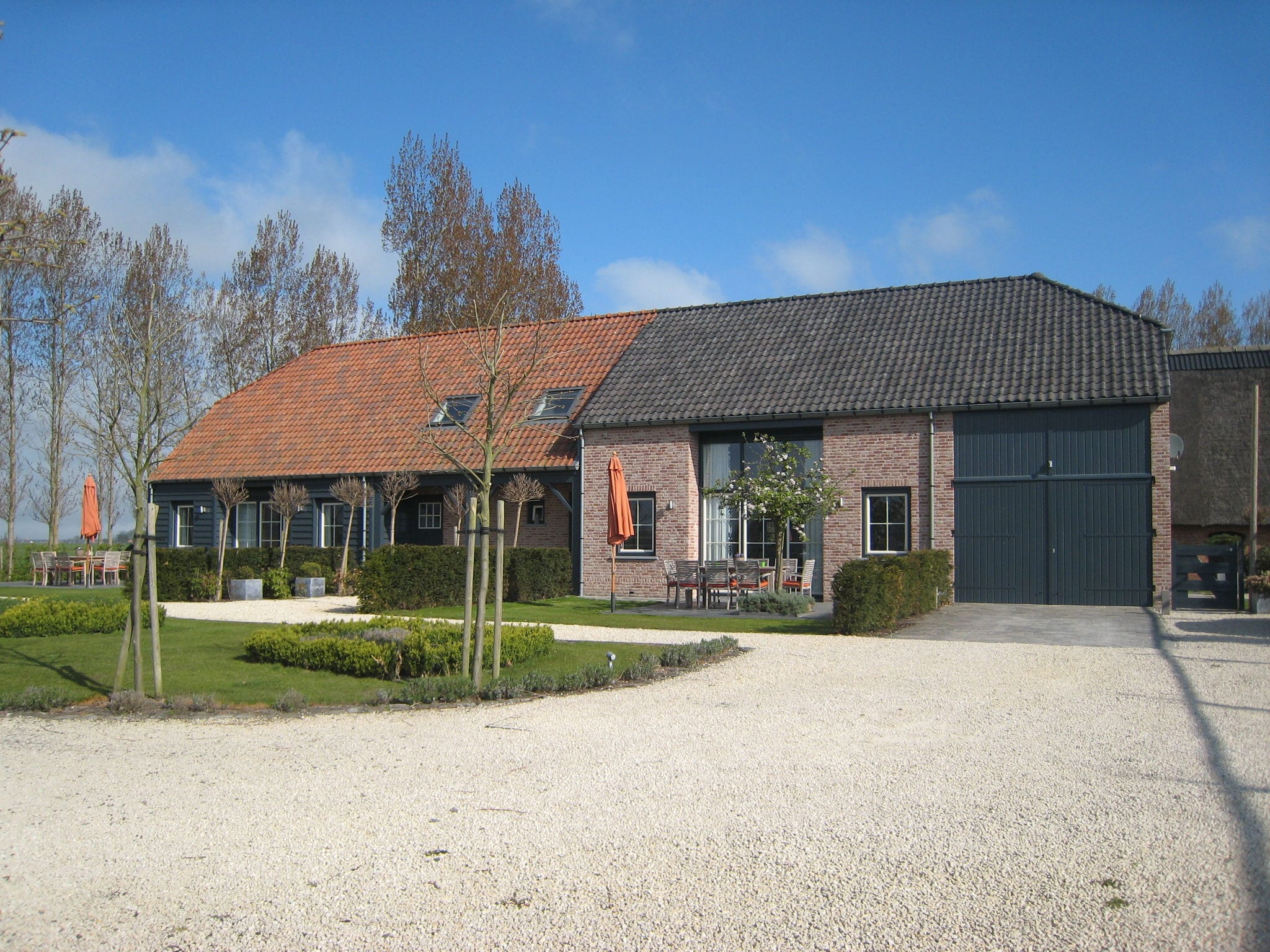 Holland | Zeeland | Holiday home Hof 't Suytsant | all year | ExteriorSummer