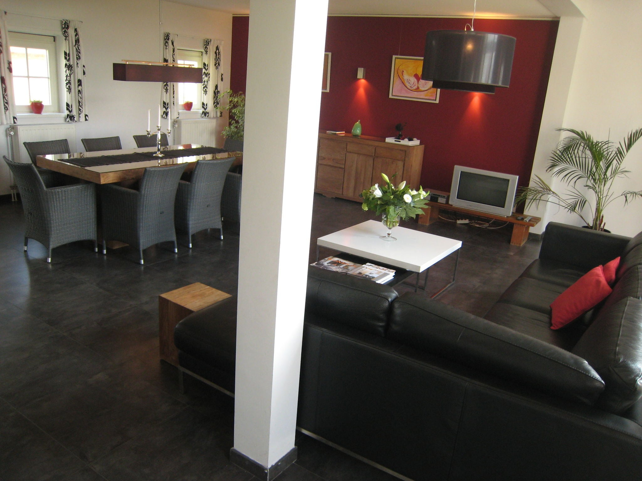 Holland | Zeeland | Holiday home Hof 't Suytsant Conference | all year | LivingRoom