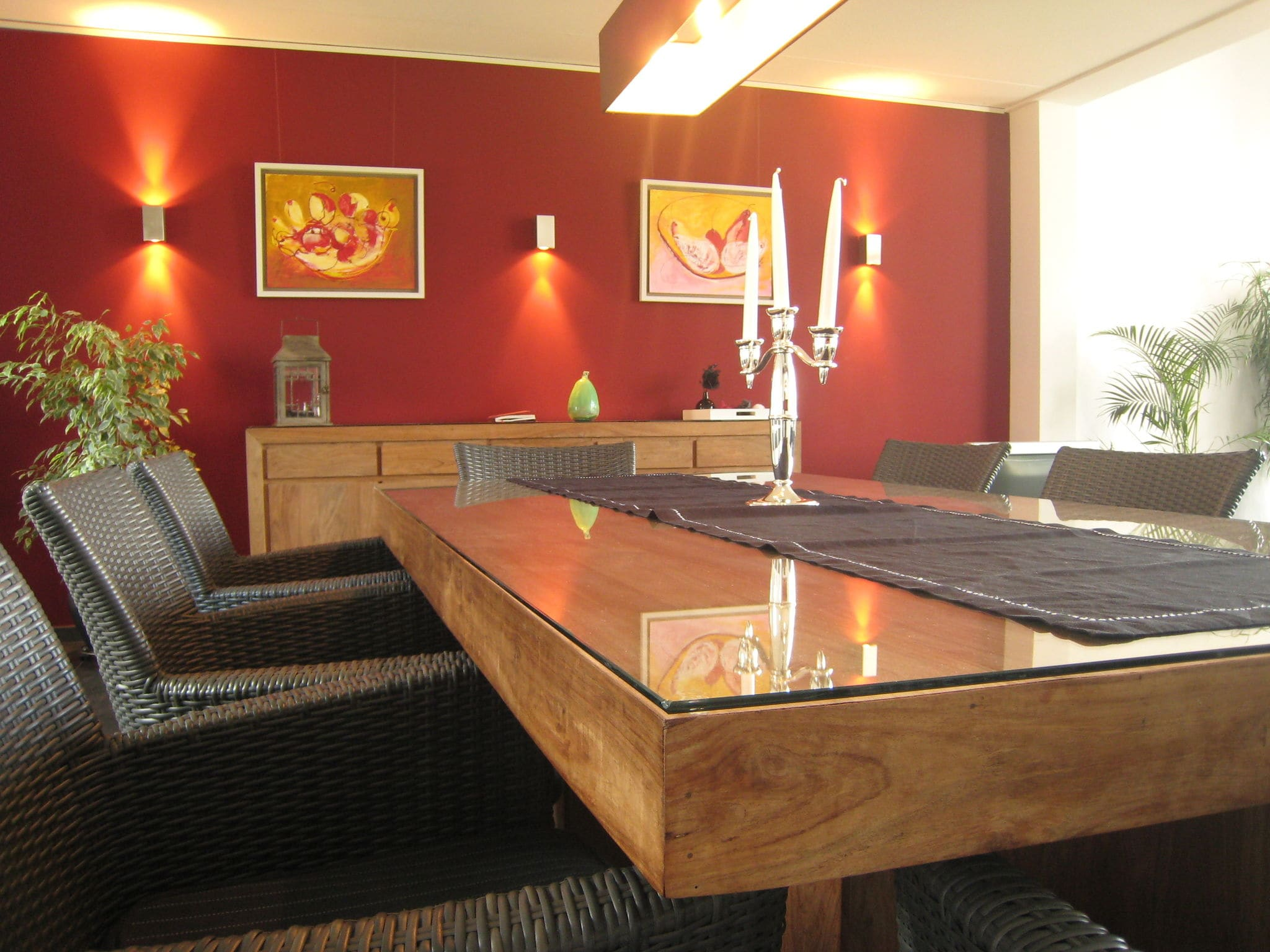 Holland | Zeeland | Holiday home Hof 't Suytsant Conference | all year | DiningRoom