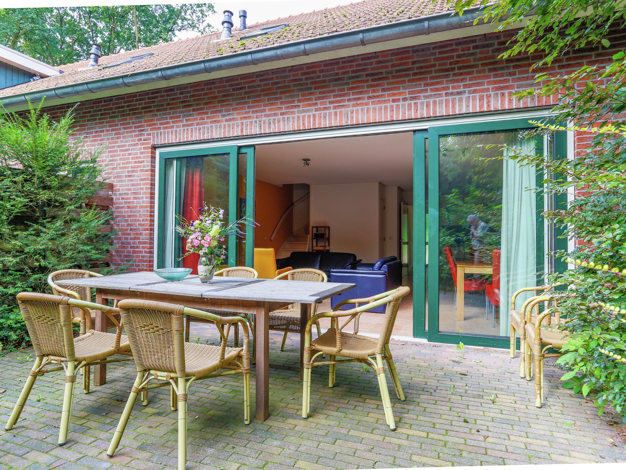 Holland | Gelderland | Holiday home De bosrand | all year | GardenSummer