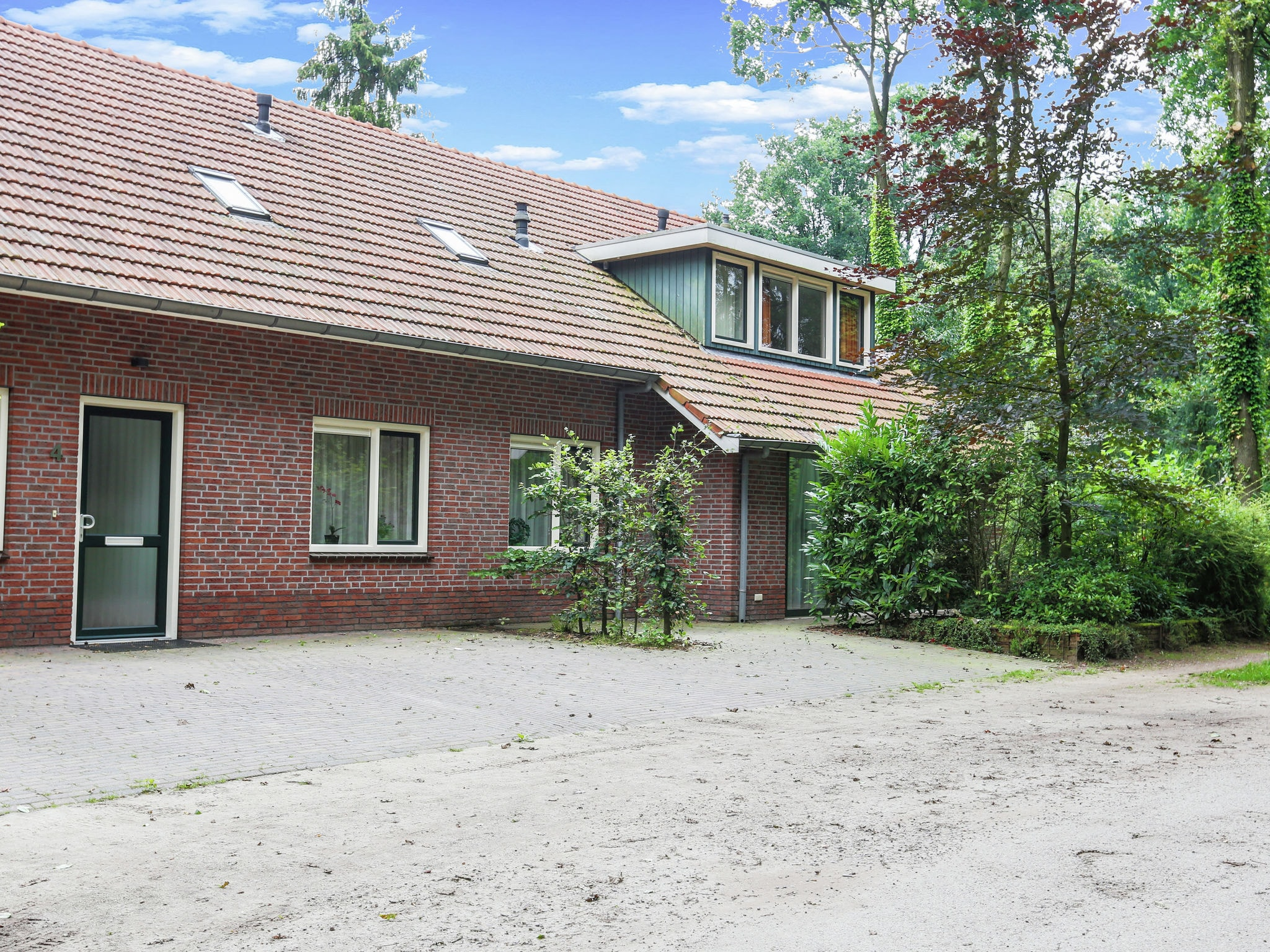 Holland | Gelderland | Holiday home De bosrand | all year | ExteriorSummer