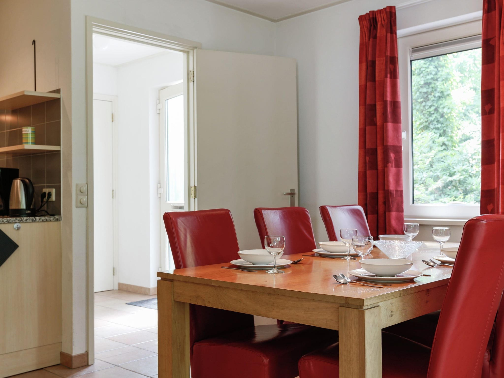 Holland | Gelderland | Holiday home In het Bos | all year | DiningRoom