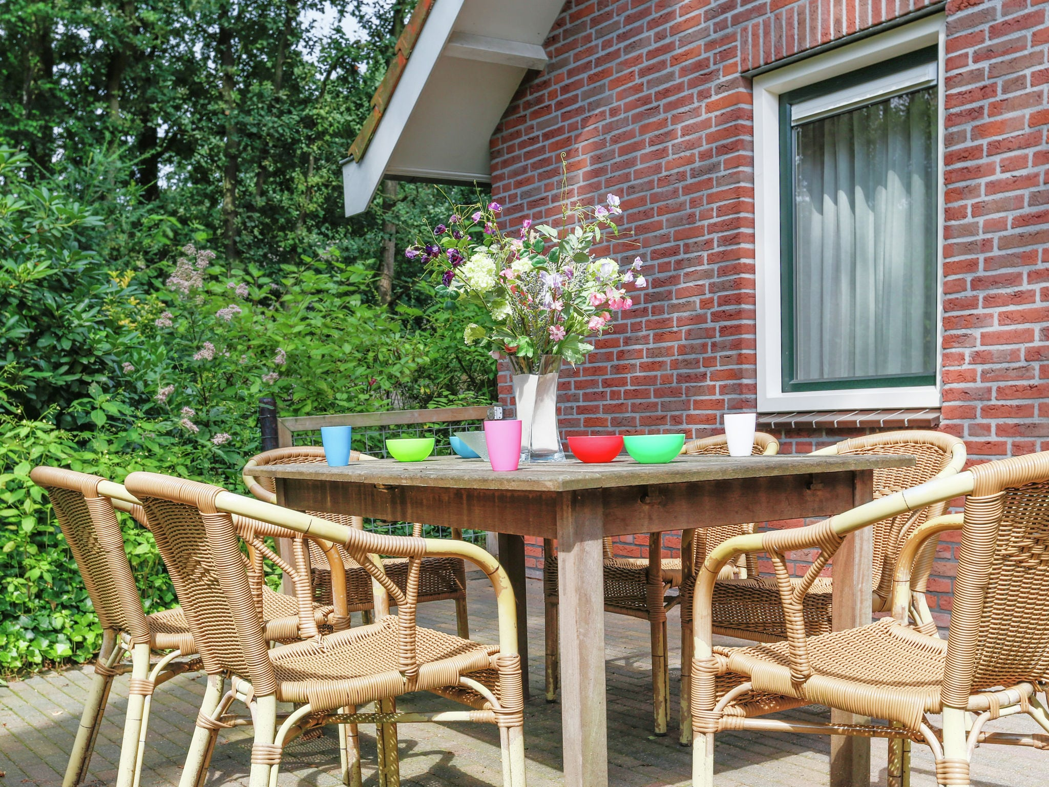 Holland | Gelderland | Holiday home In het Bos | all year | GardenSummer