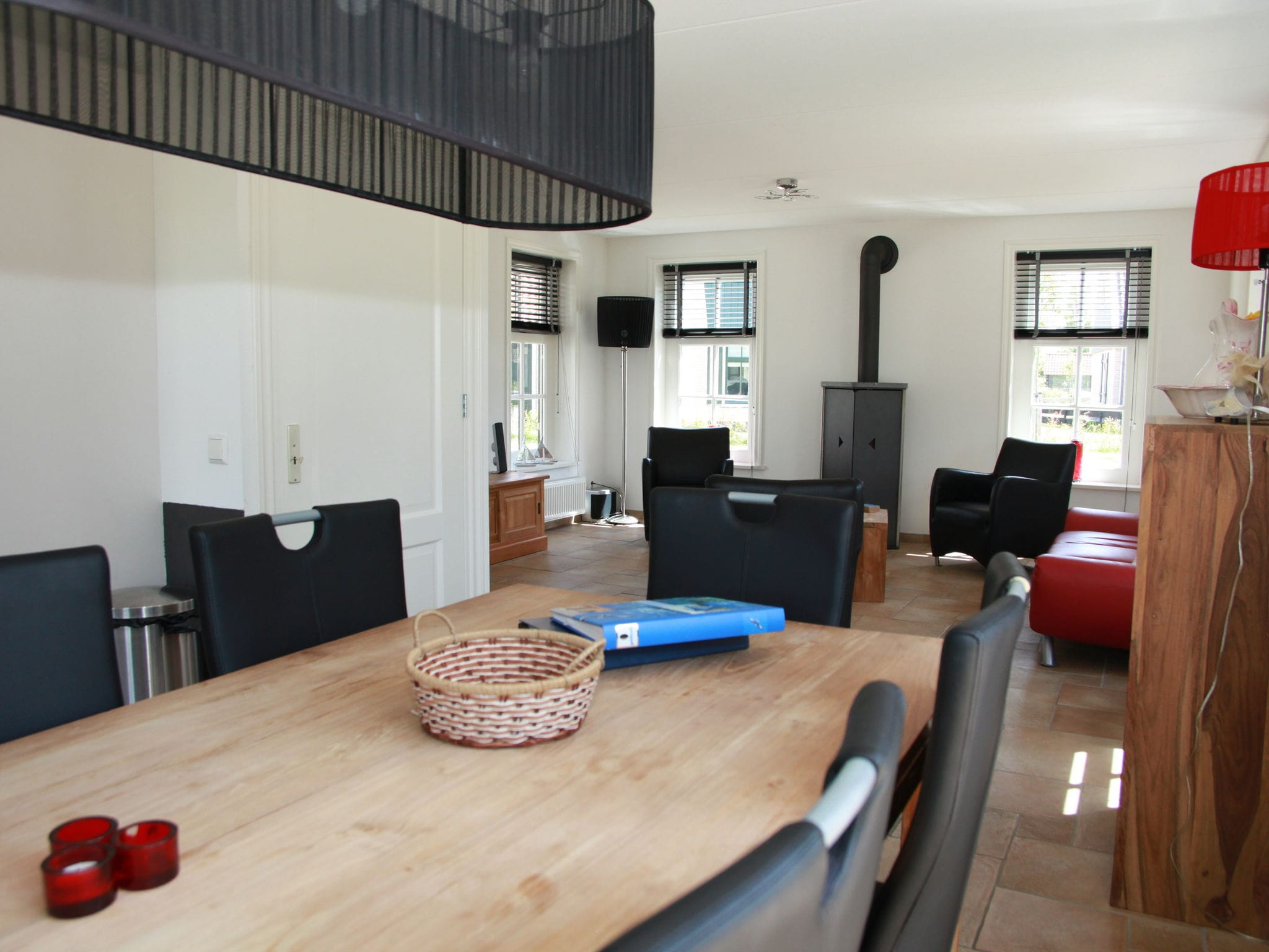 Holland | North Sea Coast North | Holiday home Recreatiepark Wiringherlant - Anno Nu 5 | all year | DiningRoom