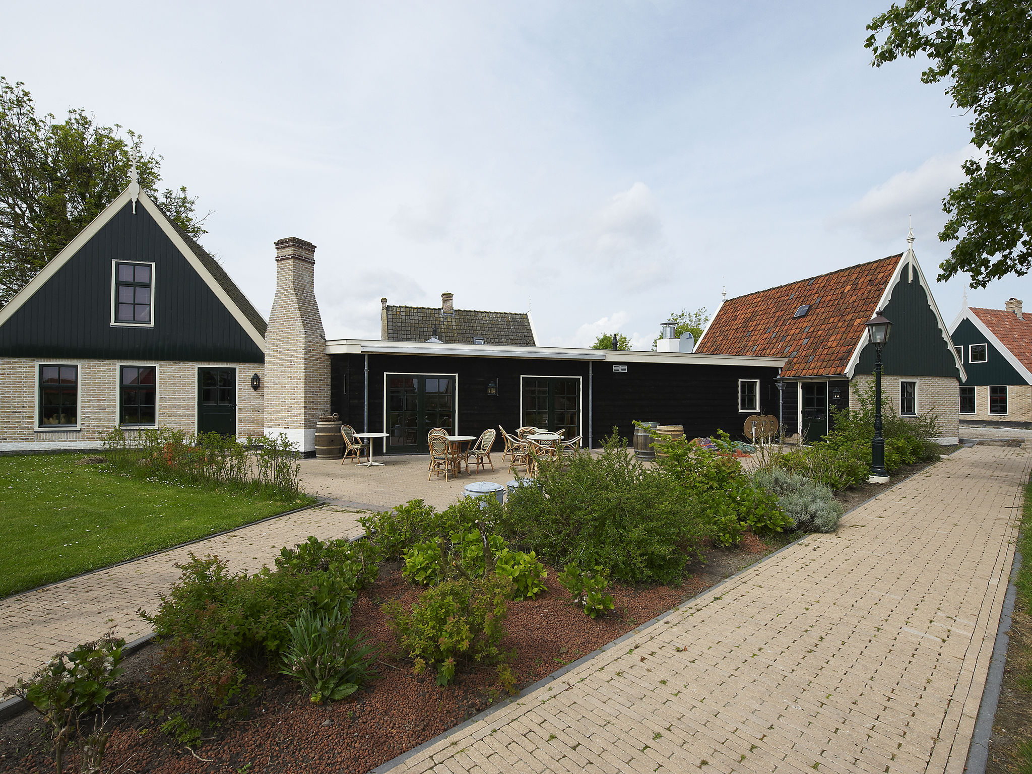 Holland | North Sea Coast North | Holiday home Recreatiepark Wiringherlant - Anno Nu 5 | all year | ParkFacilities