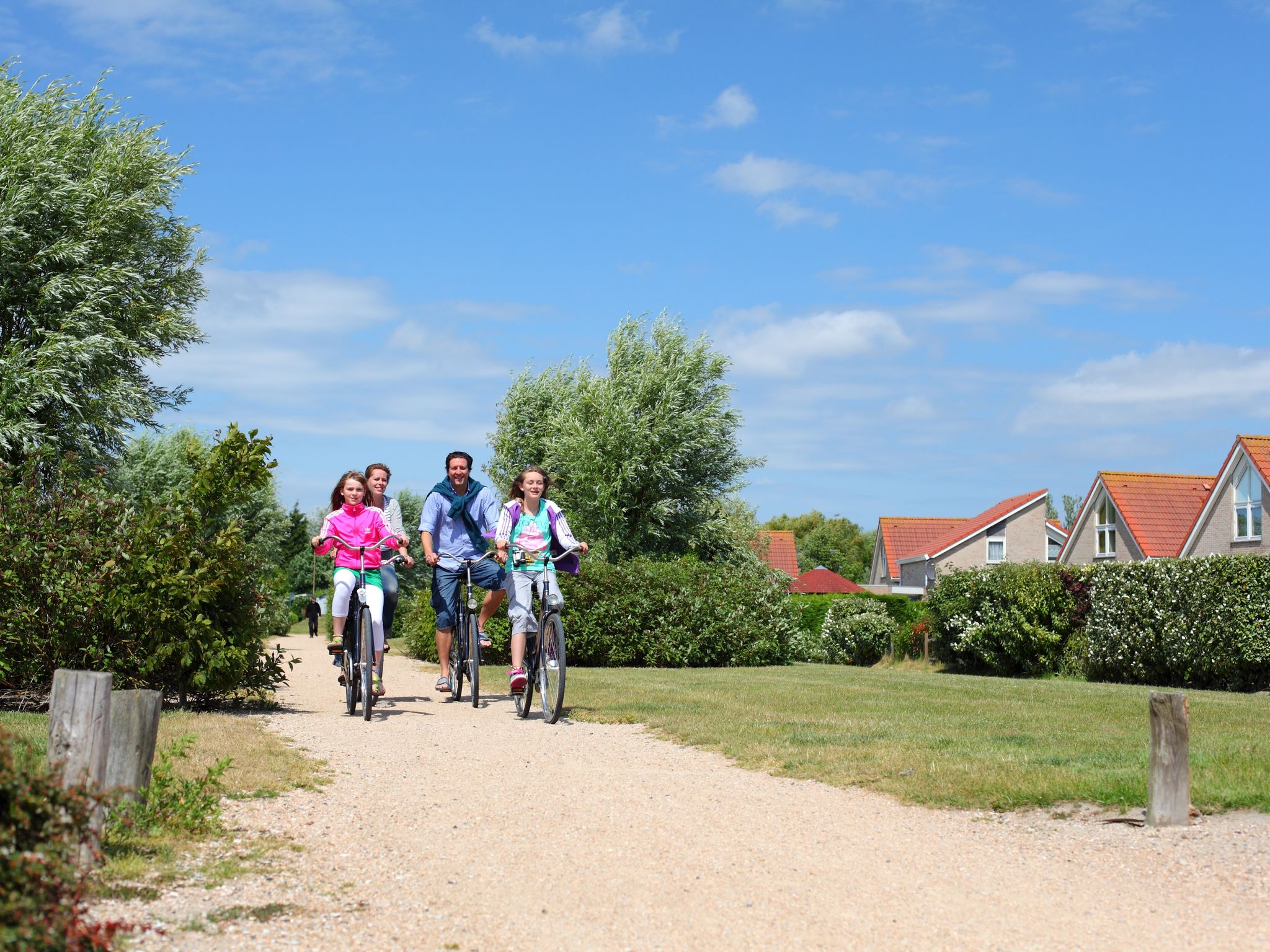 Holland | Zeeland | Holiday home Vakantiepark Zeebad - Type SAS | all year | ParkFacilities