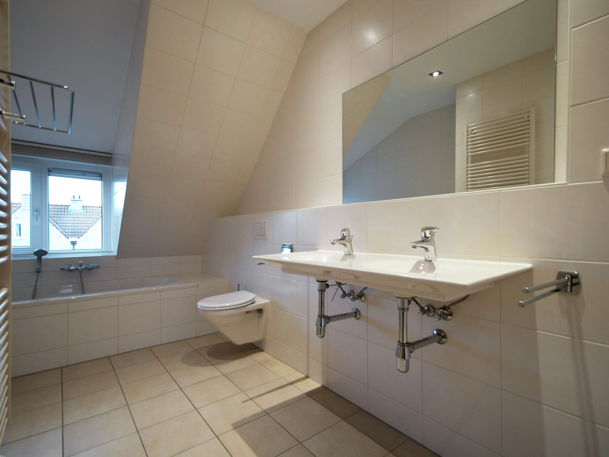 Holland | Wad Islands | Holiday home De Krim Texel - Schapen in de Wei 20 pers | all year | BathRoom