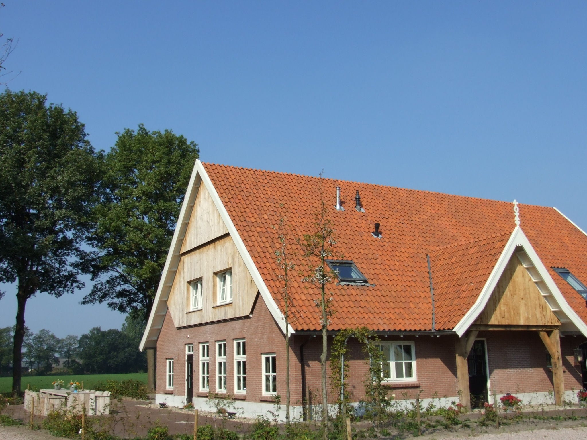 Holland | Overijssel | Holiday home Groots Twente | all year | ExteriorSummer