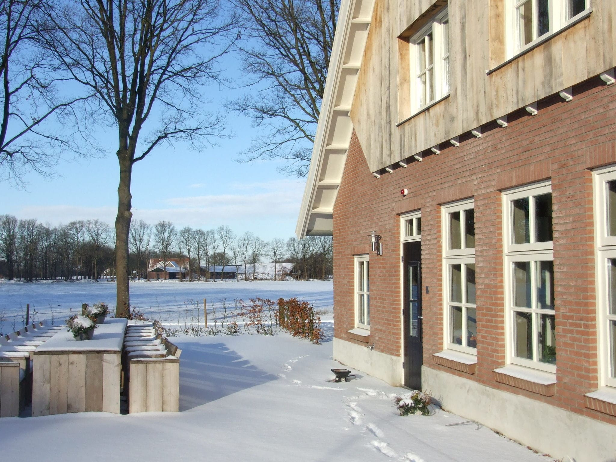 Holland | Overijssel | Holiday home Groots Twente | all year | ExteriorWinter