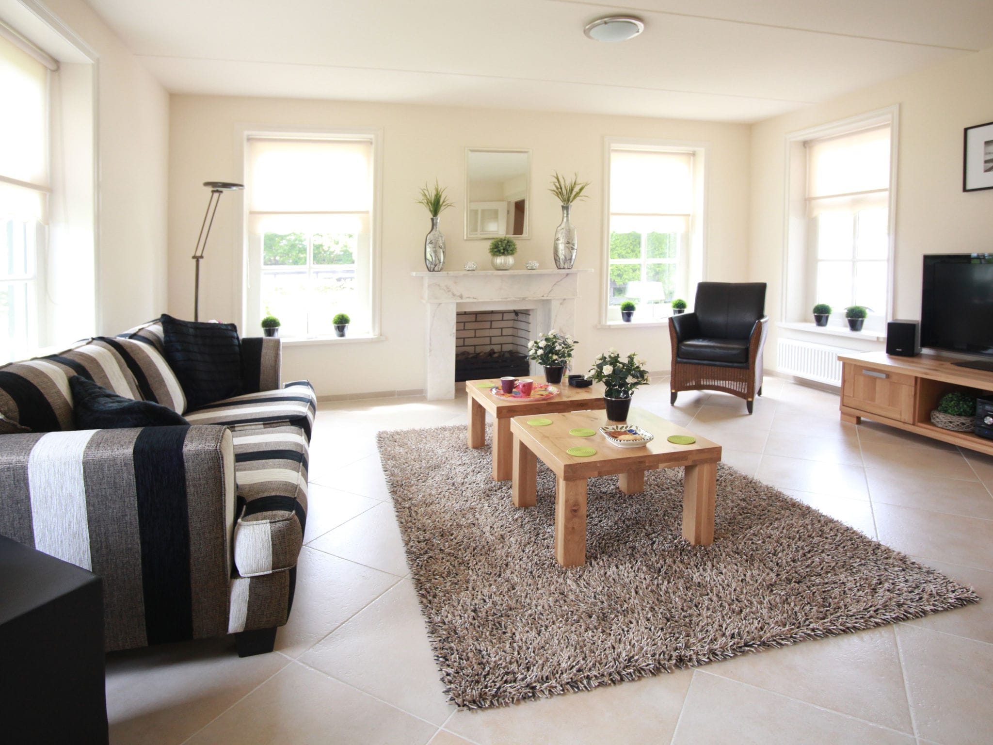 Holland | North Sea Coast North | Holiday home Recreatiepark Wiringherlant - Anno Nu 3 | all year | LivingRoom