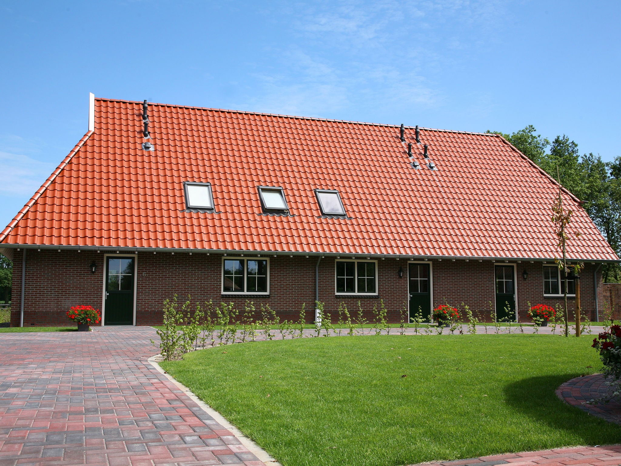 Holland | Overijssel | Holiday home Regge | all year | ExteriorSummer