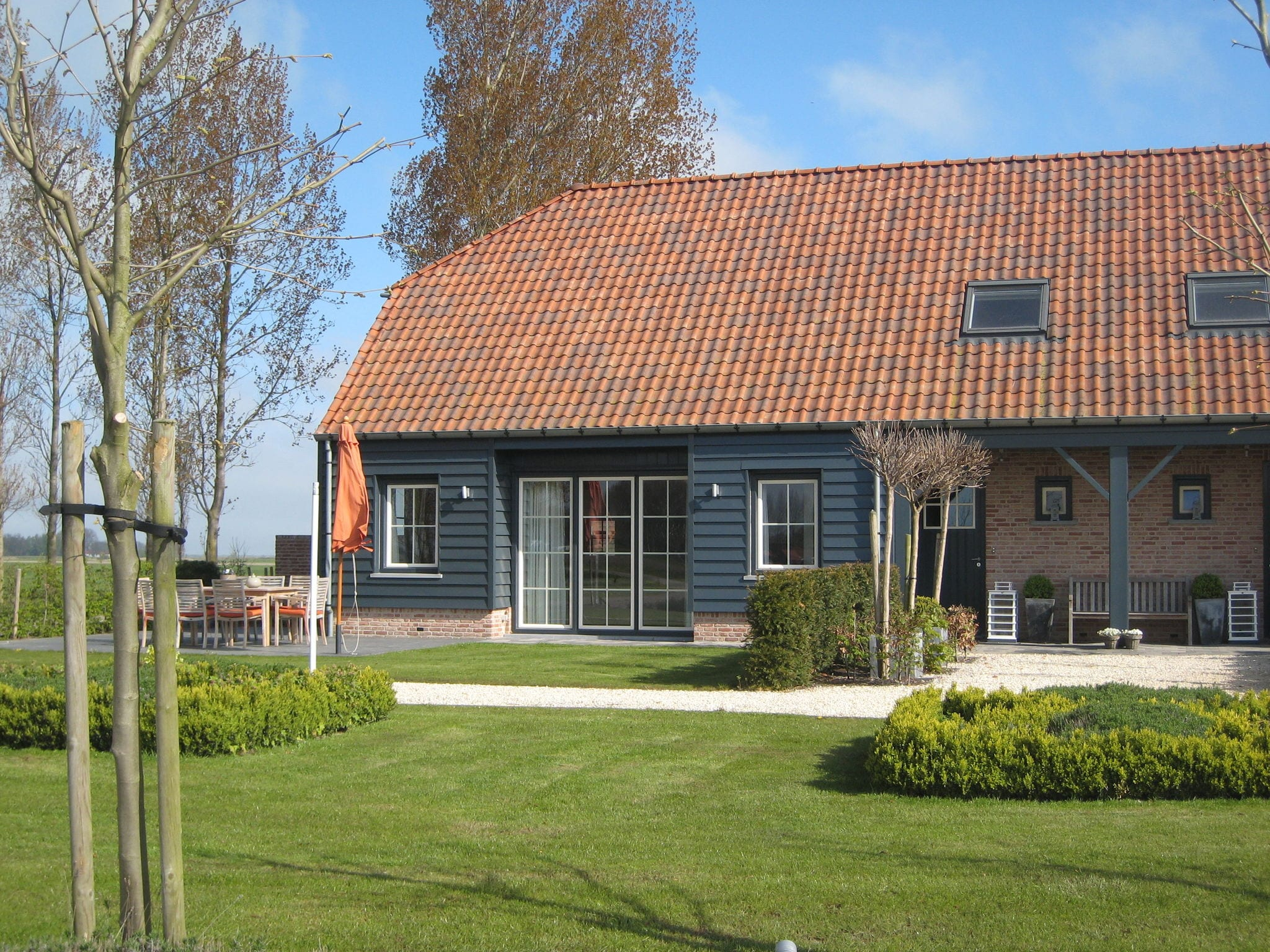 Holland | Zeeland | Holiday home Hof 't Suytsant Doyenne | all year | ExteriorSummer