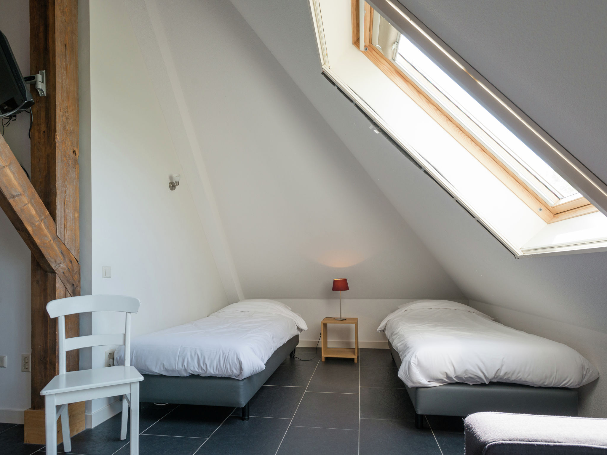 Holland | North Sea Coast North | Holiday home Van Vuure | all year | BedRoom