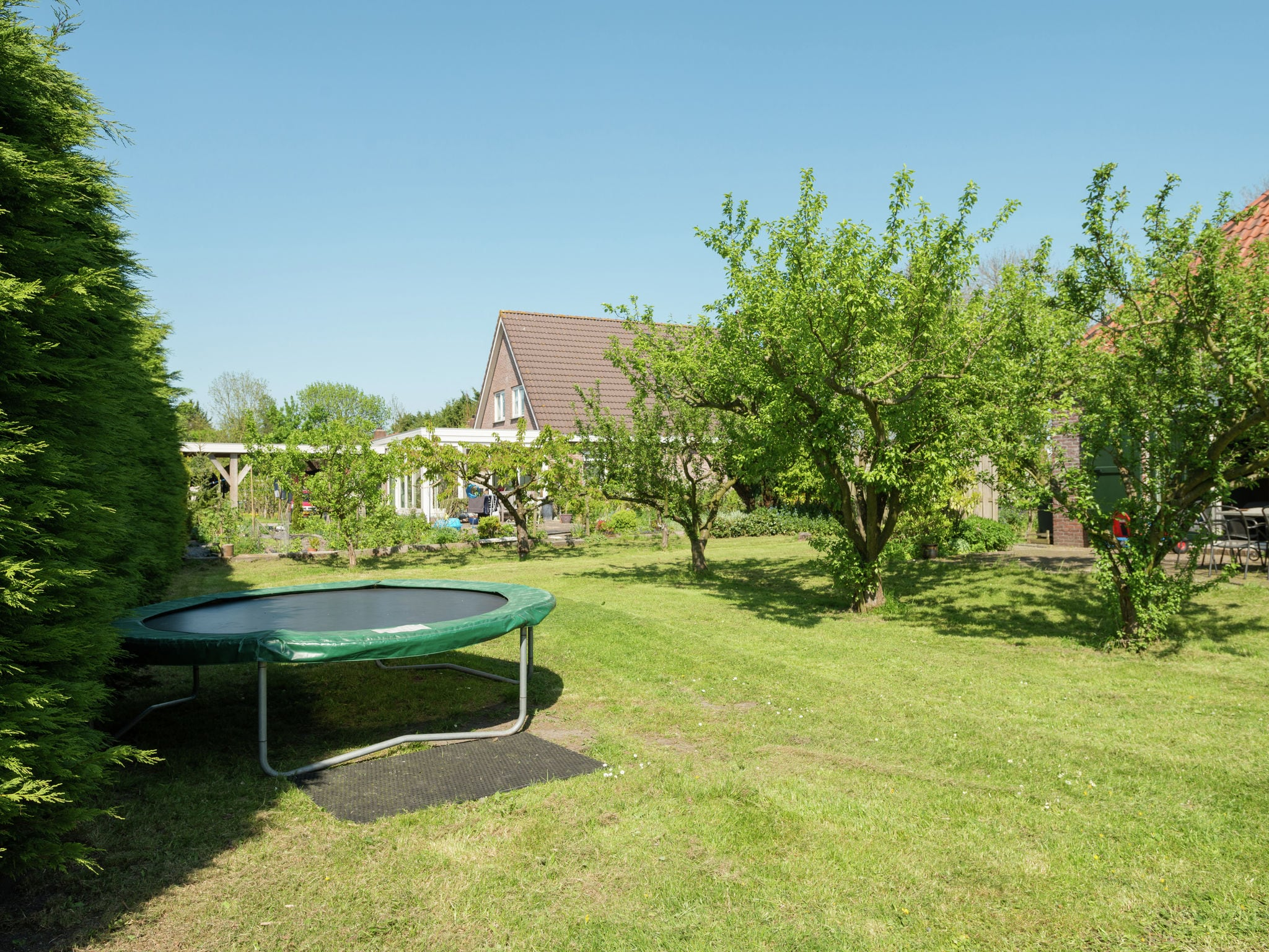 Holland | North Sea Coast North | Holiday home Van Vuure | all year | GardenSummer