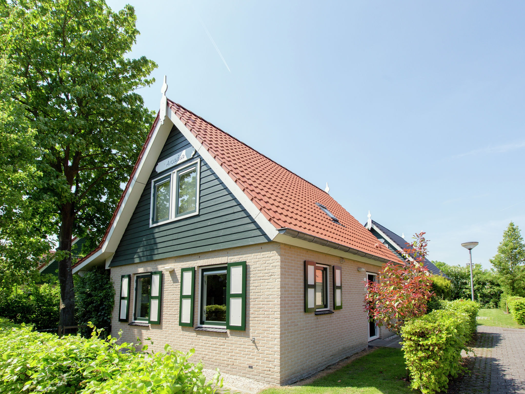 Holland | Zeeland | Holiday home Arcadia | all year | ExteriorSummer