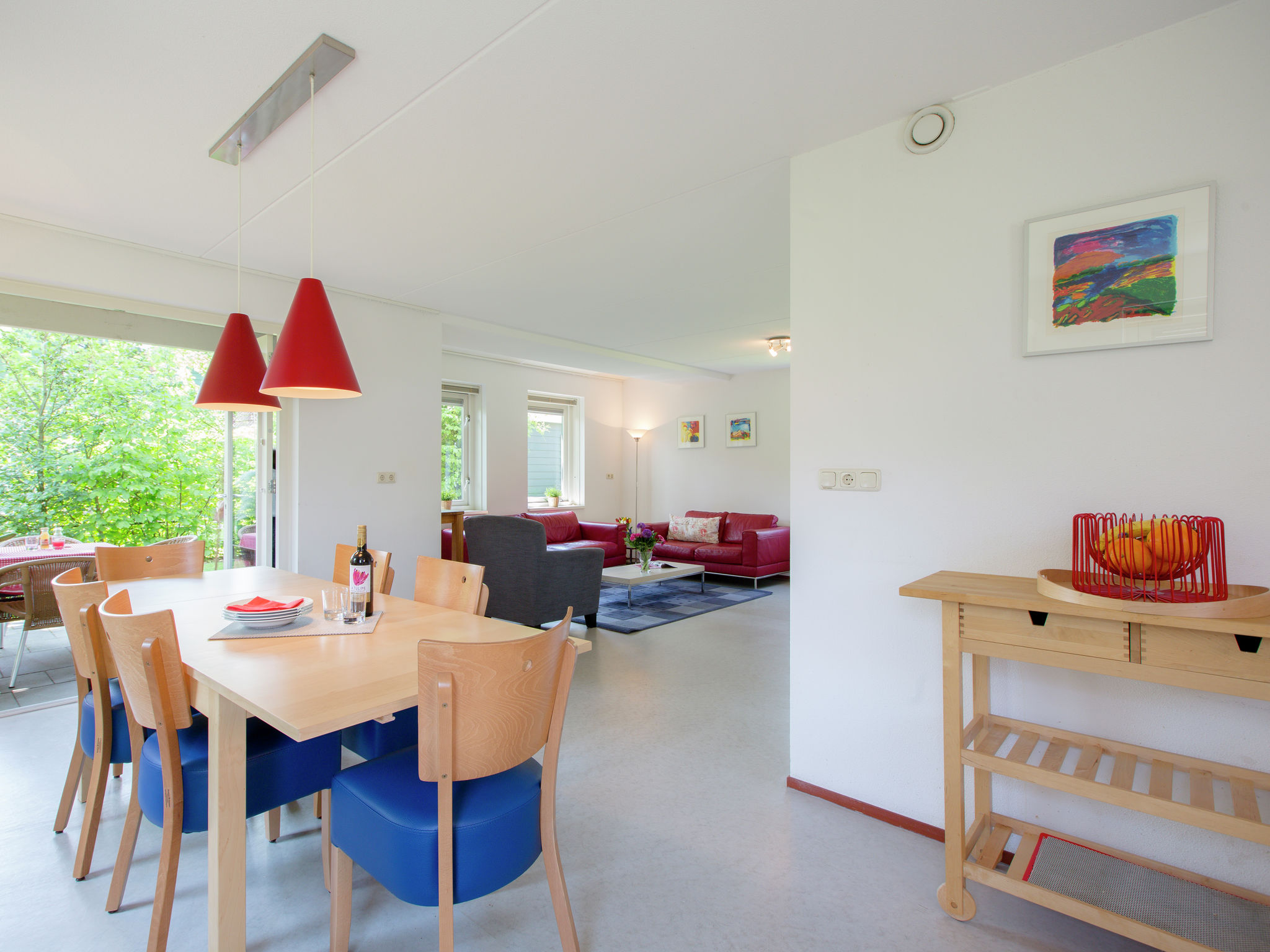 Holland | Zeeland | Holiday home Arcadia | all year | DiningRoom