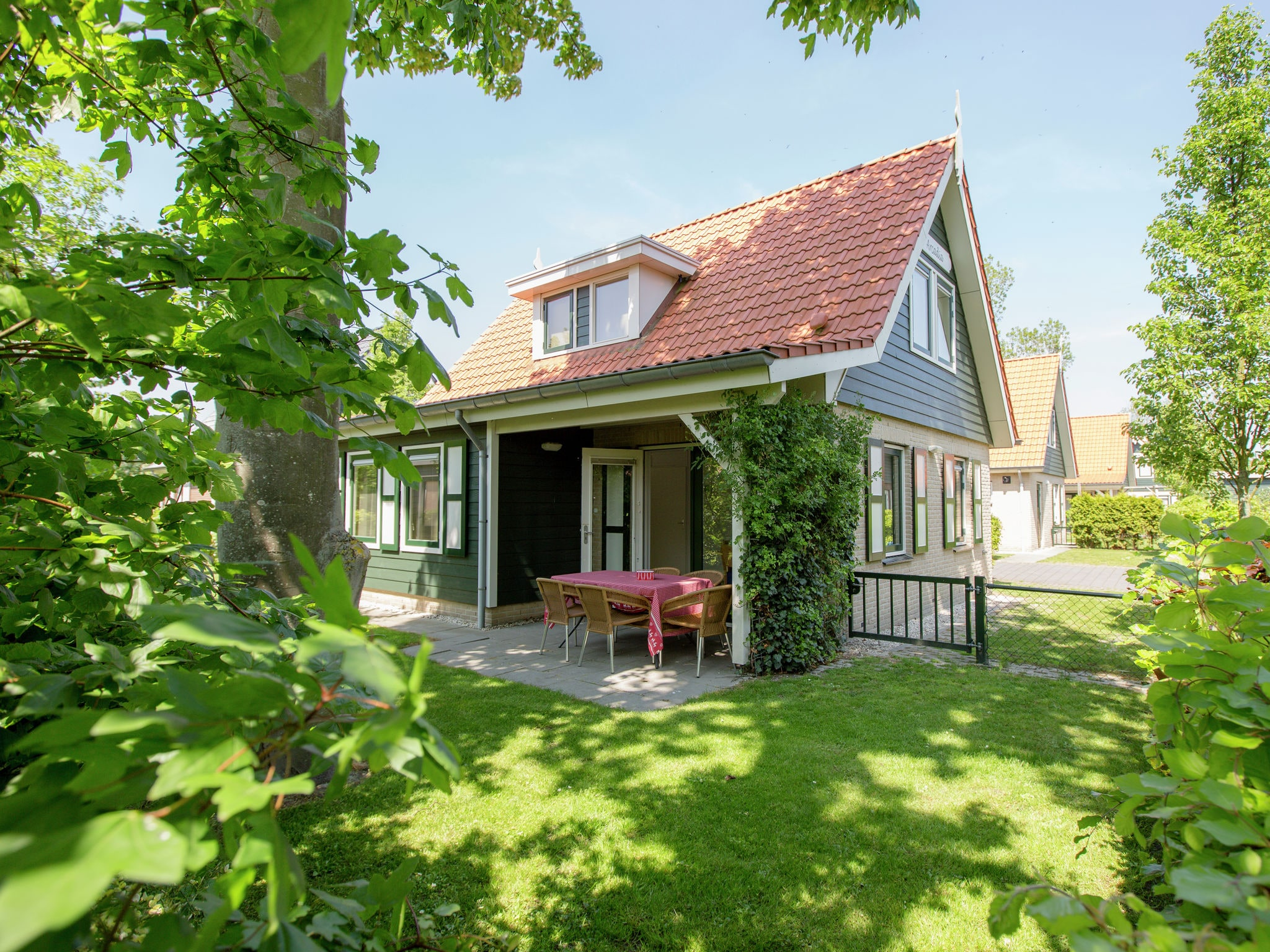 Holland | Zeeland | Holiday home Arcadia | all year | TerraceBalcony