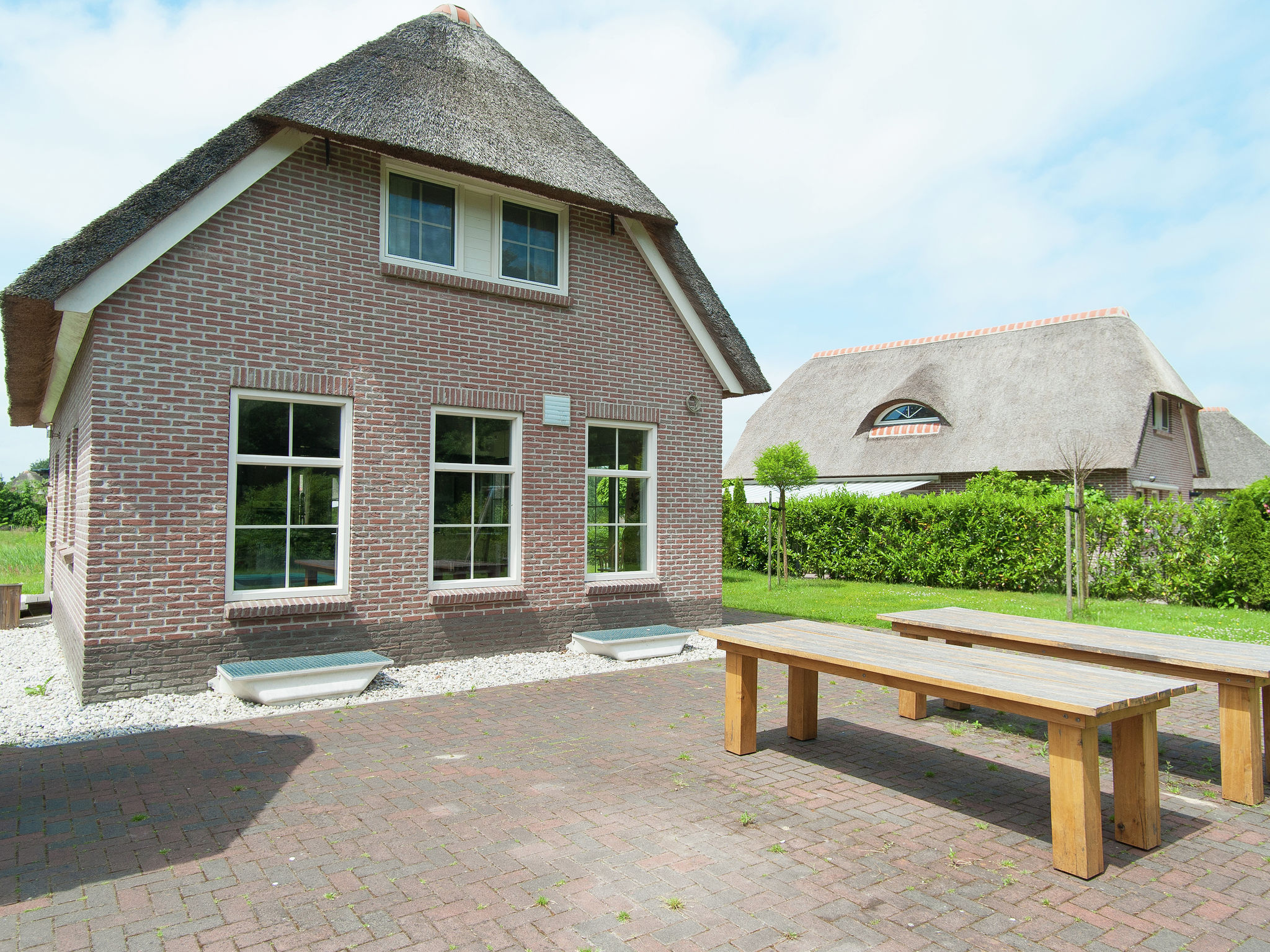 Holland | Achterhoek | Holiday home Eethuus en Leefhuus | all year | ExteriorSummer