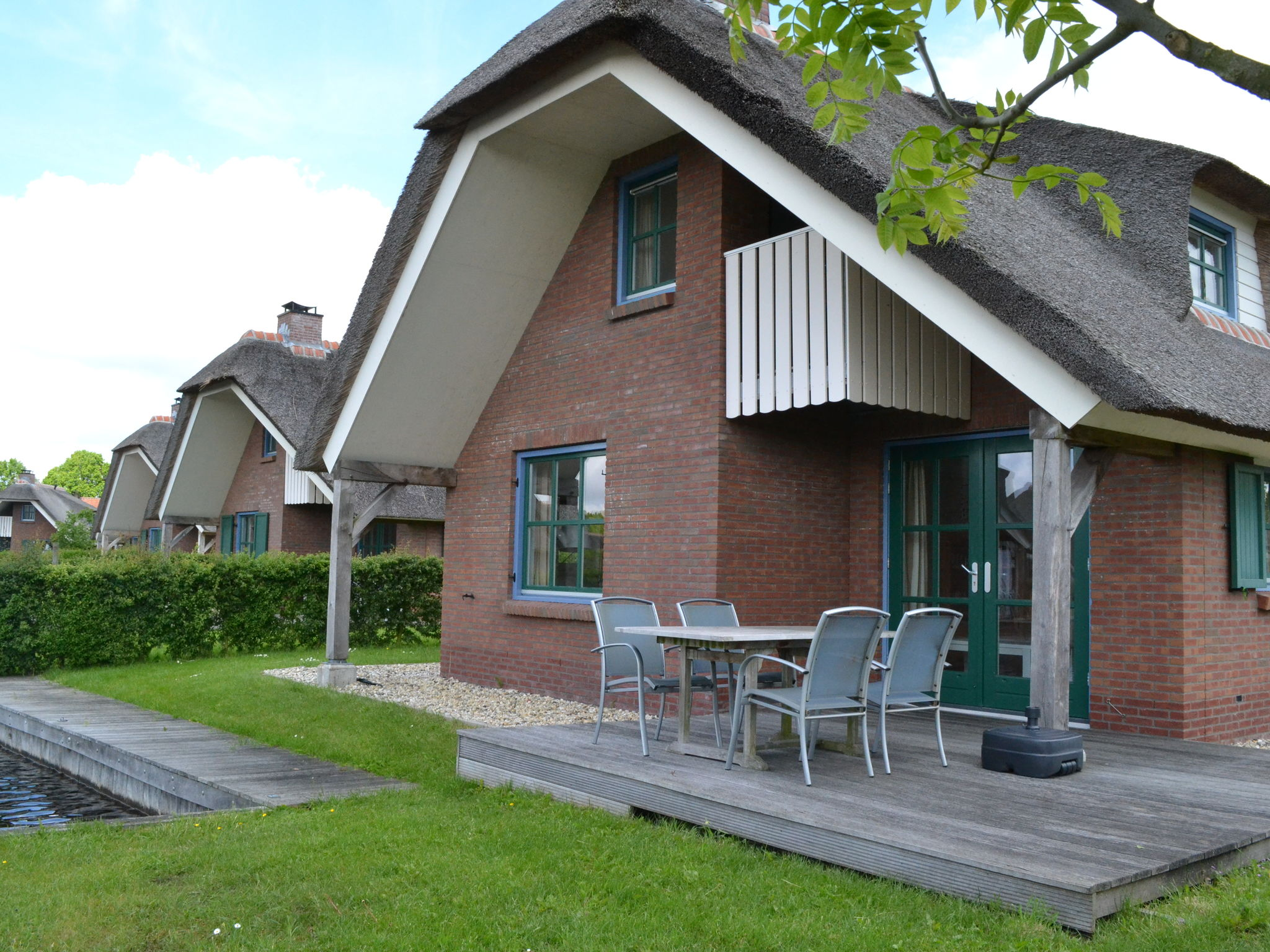 Holland | Overijssel | Holiday home Waterpark Belterwiede - Type Gaarde | all year | GardenSummer