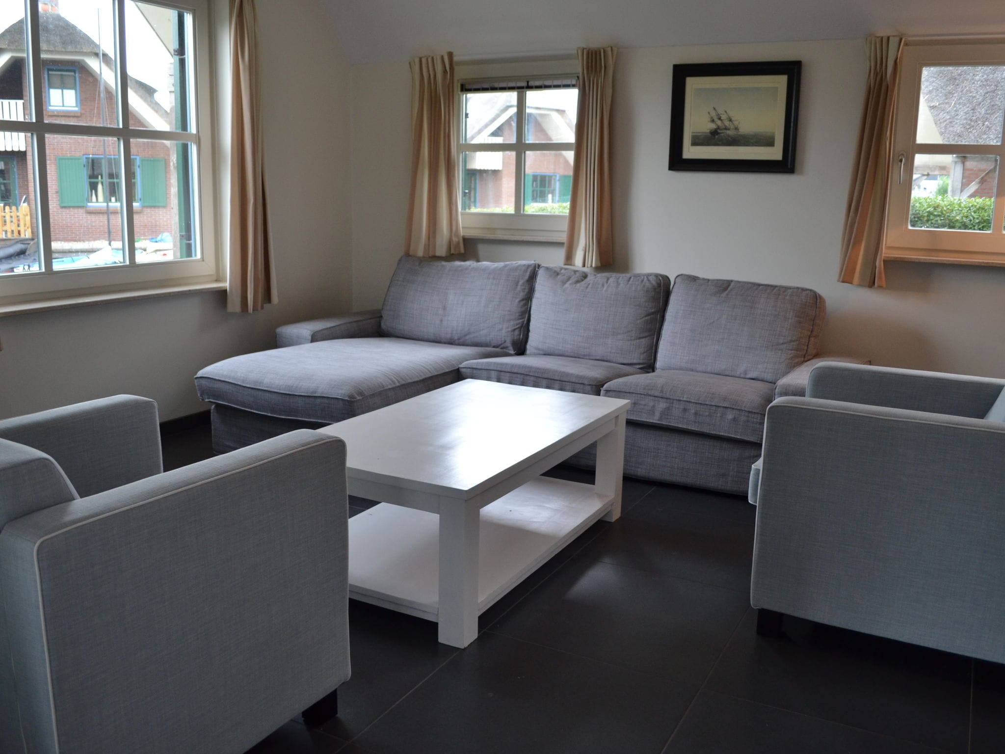 Holland | Overijssel | Holiday home Waterpark Belterwiede - Type Gaarde | all year | LivingRoom