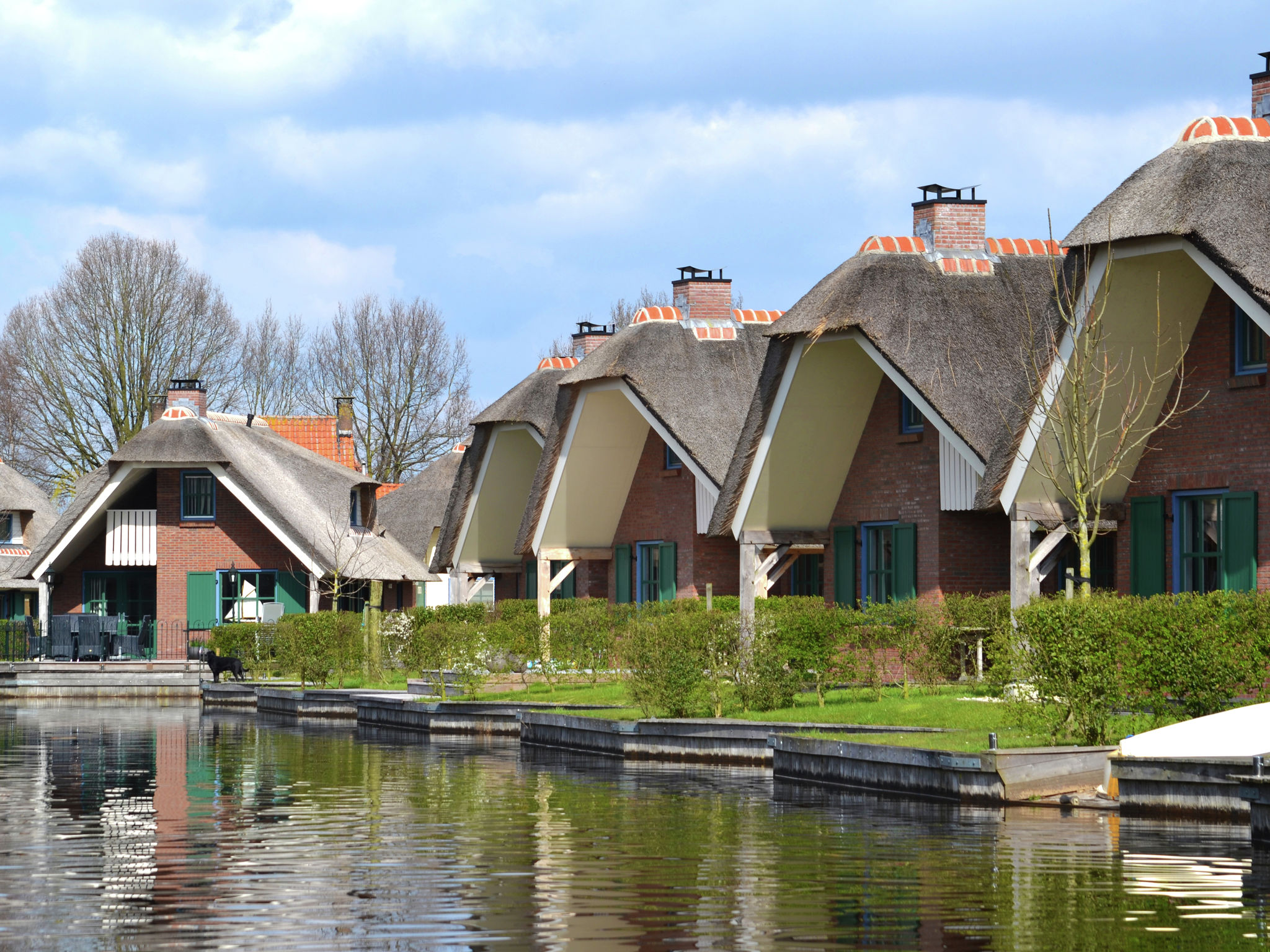 Holland | Overijssel | Holiday home Waterpark Belterwiede - Type Gaarde | all year | AreaSummer1KM