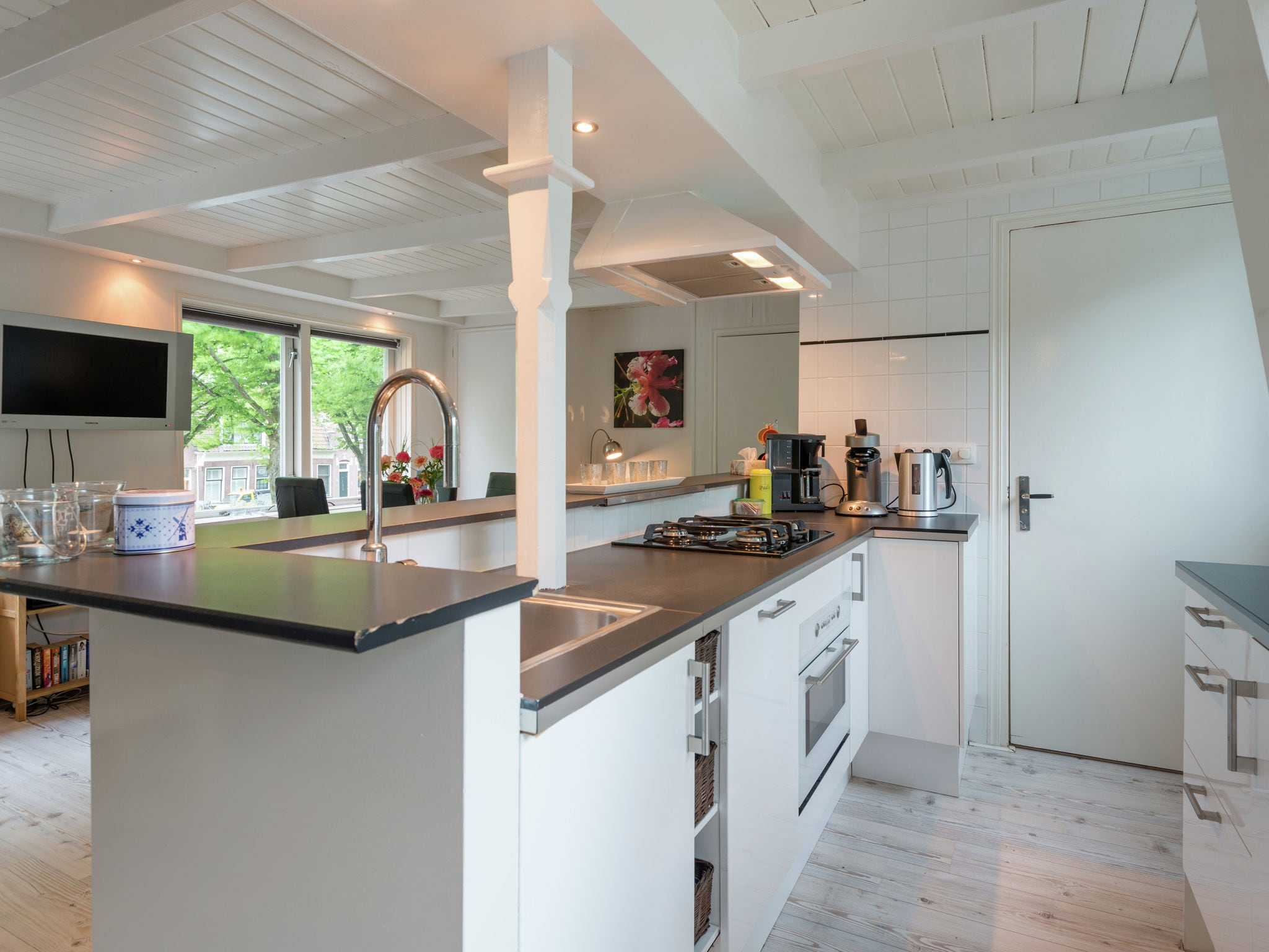 Holland | North Sea Coast North | Holiday home Vakantiewoning Hoorn | all year | Kitchen