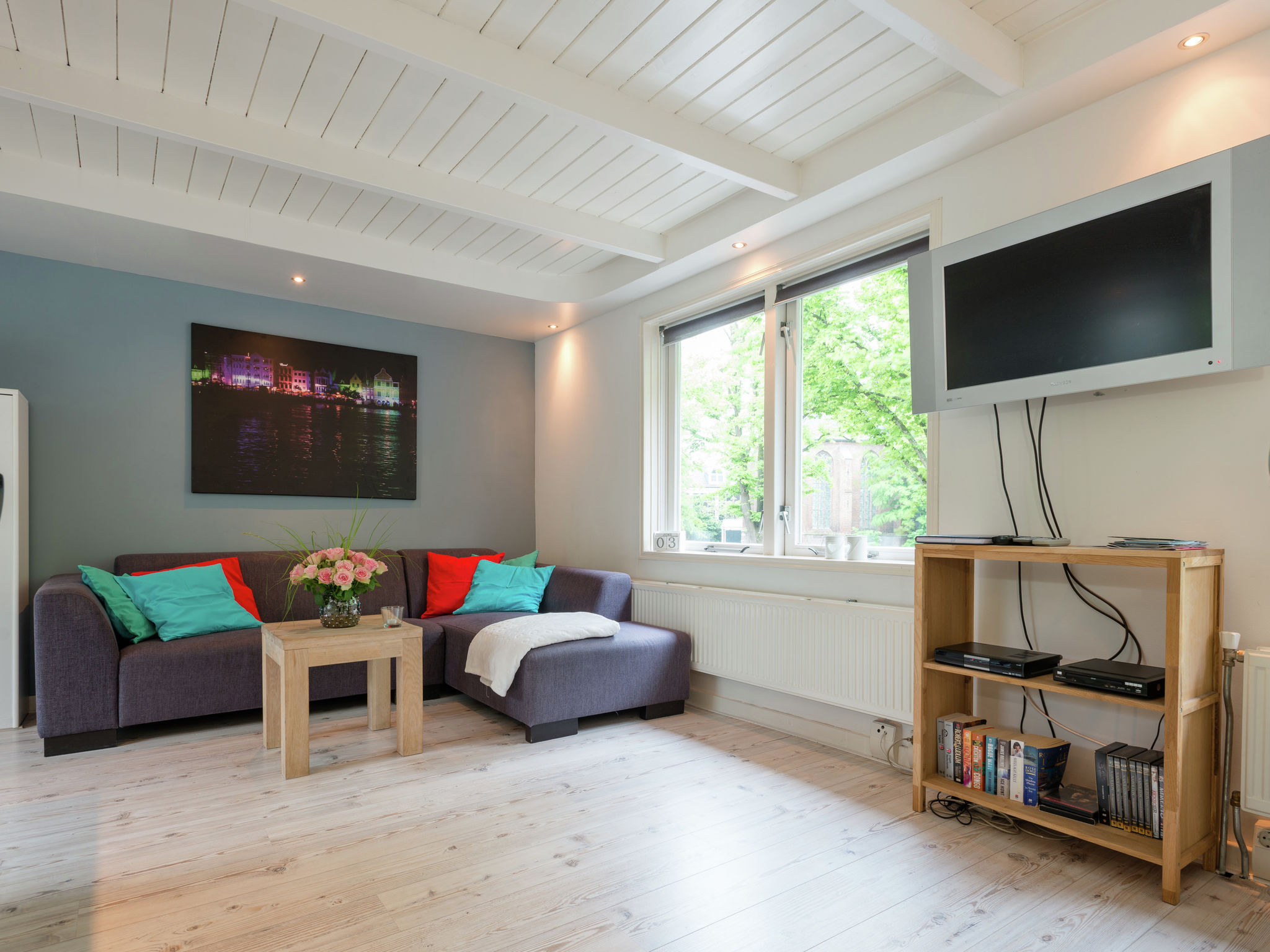 Holland | North Sea Coast North | Holiday home Vakantiewoning Hoorn | all year | LivingRoom