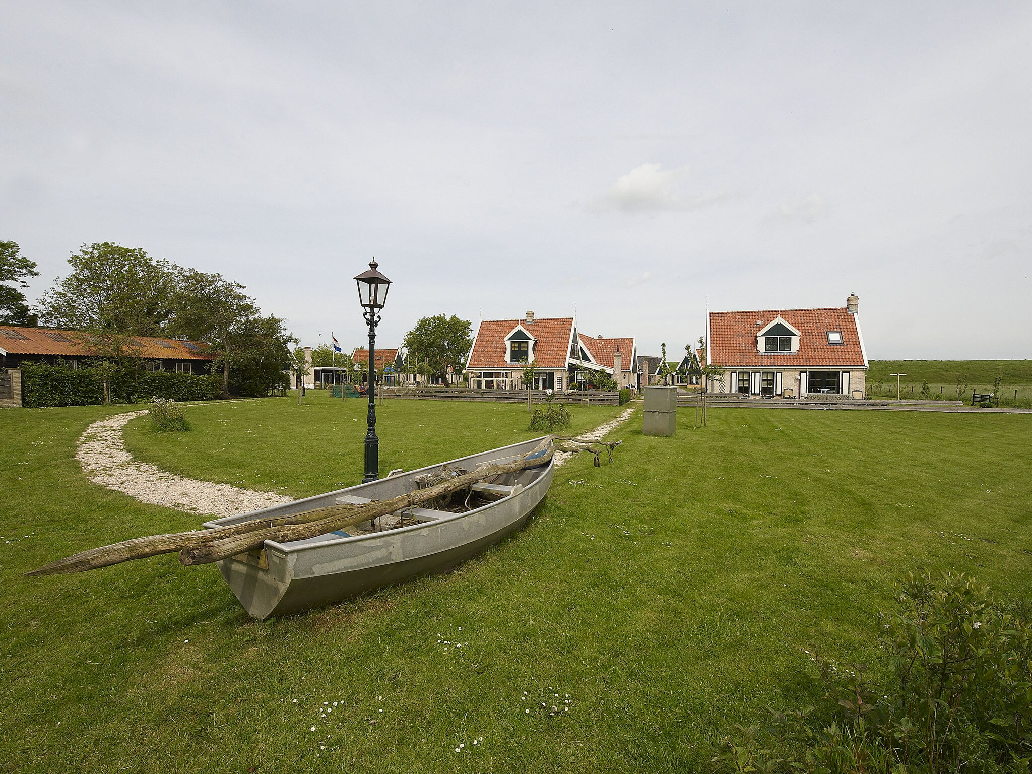 Holland | North Sea Coast North | Holiday home Recreatiepark Wiringherlant - Anno Toen | all year | AreaSummer1KM